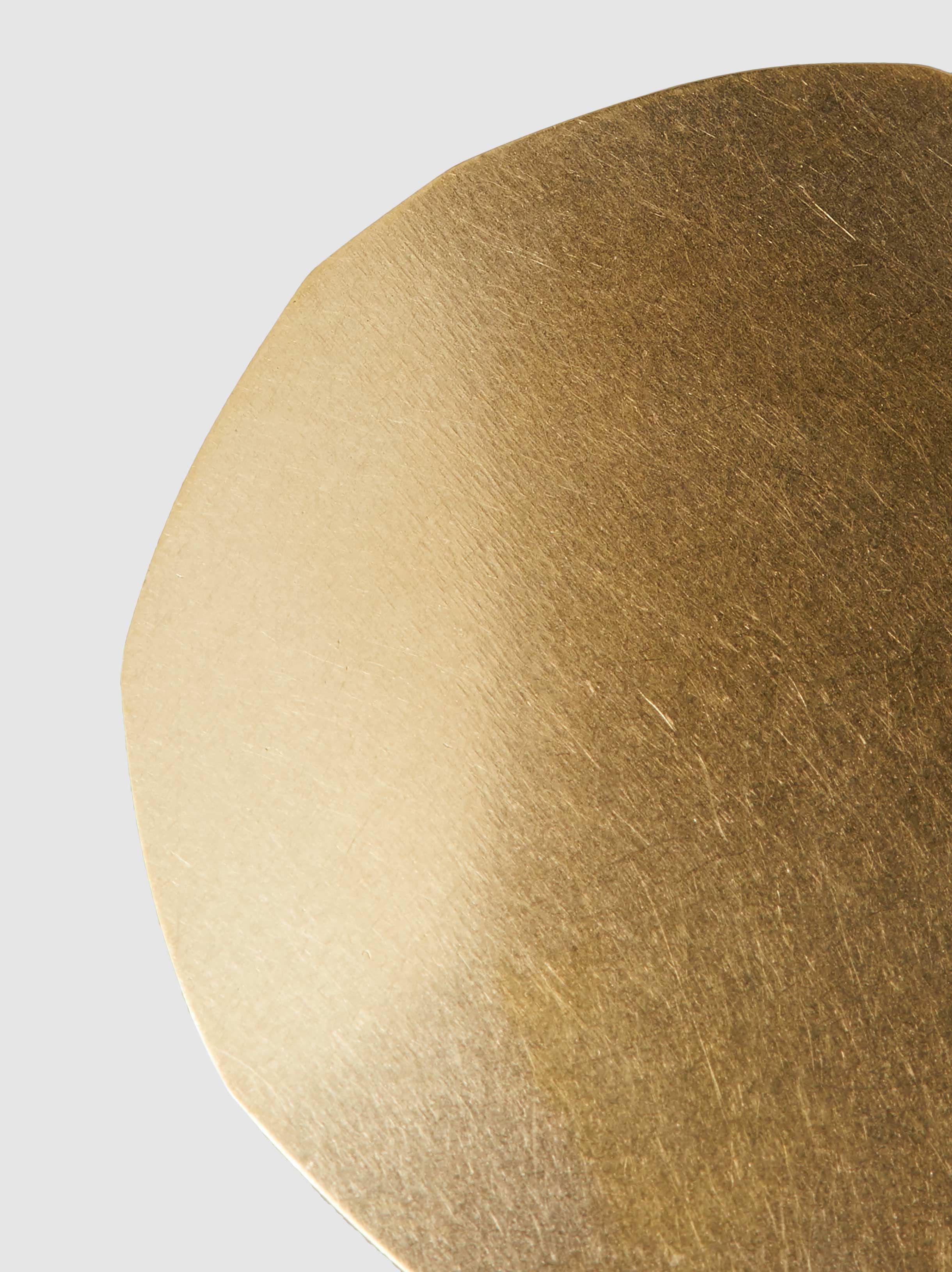 Wabi Gold-Tone Earrings Annie Costello Brown 6fFe6