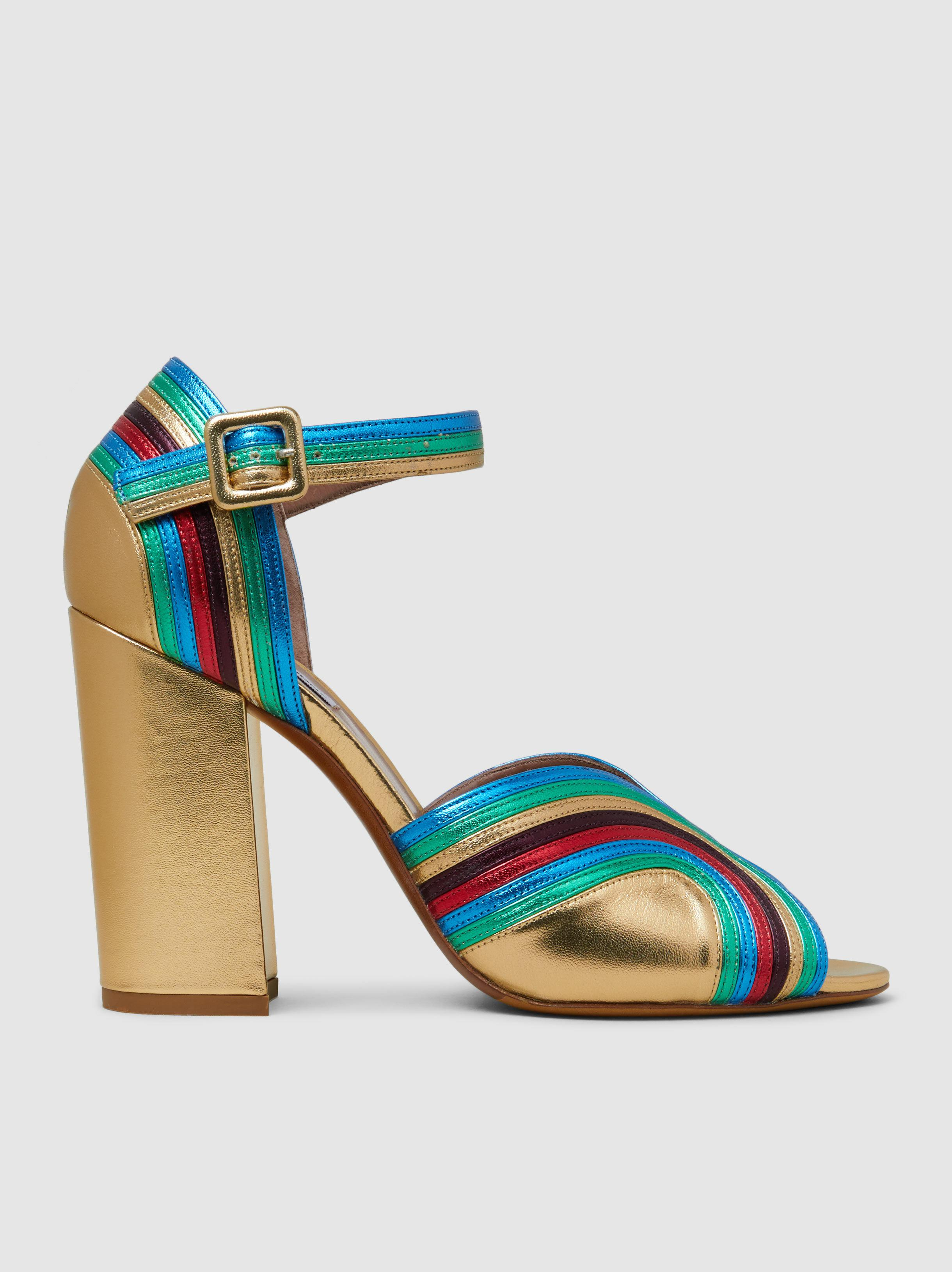 strappy open toe pumps - Multicolour Tabitha Simmons o2zir0LsDD
