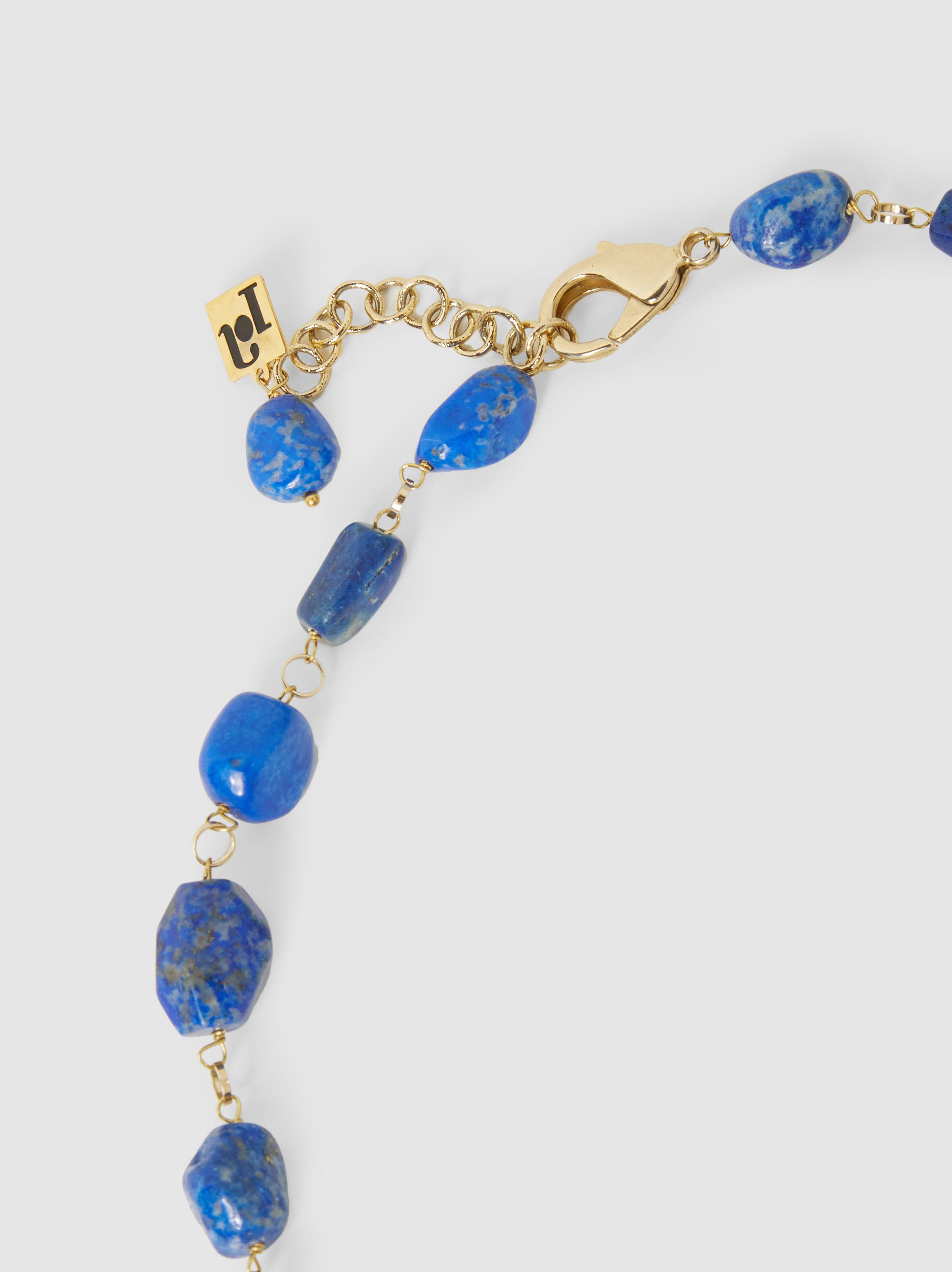Rosantica Saona Multi-Stone Gold-Tone Necklace JSxcrjx