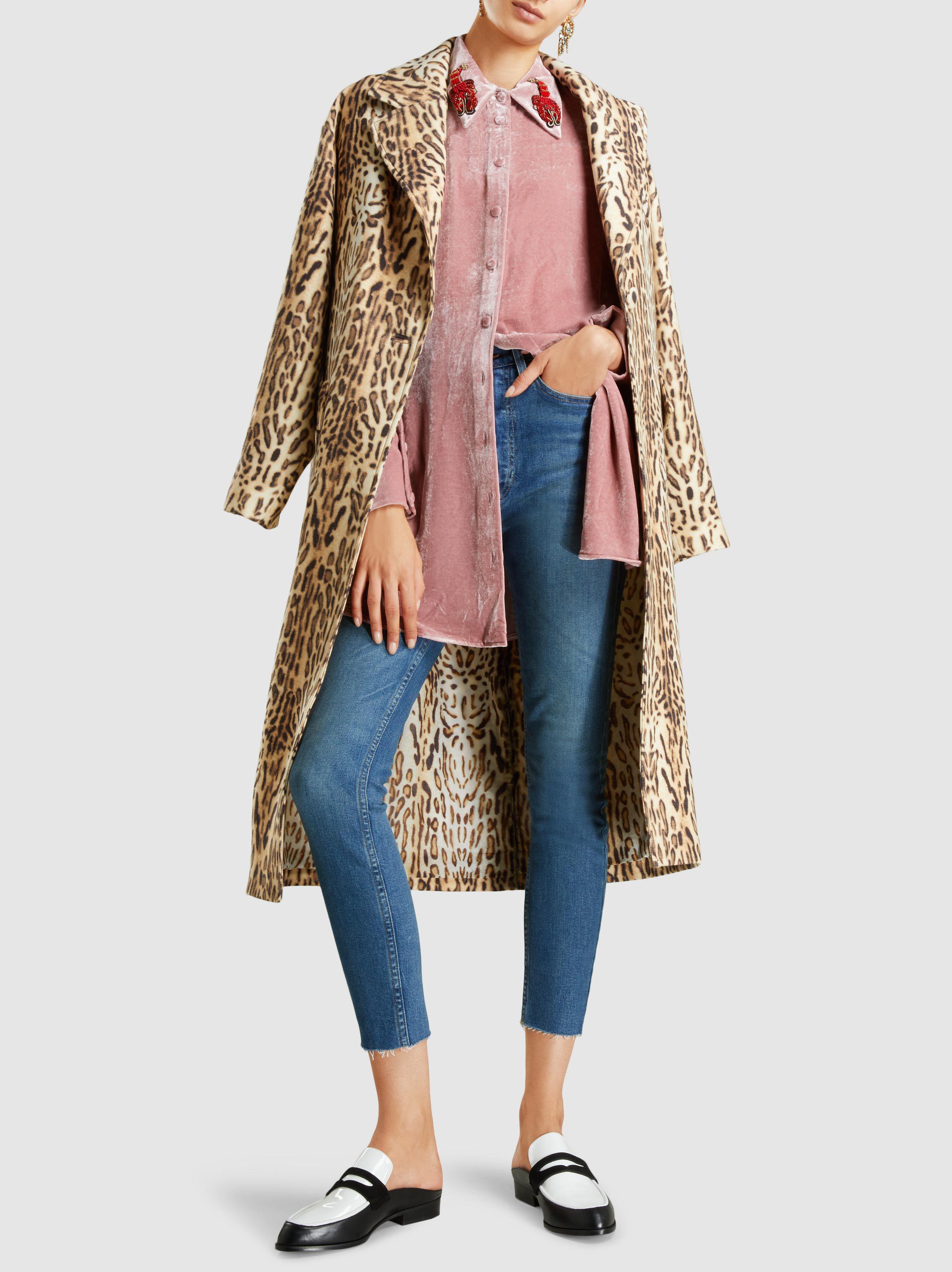 Websites For Sale Free Shipping 2018 Austin Velvet Long Sleeve Tunic Vivetta Factory Outlet Sale Online Outlet Pre Order Tspjy2