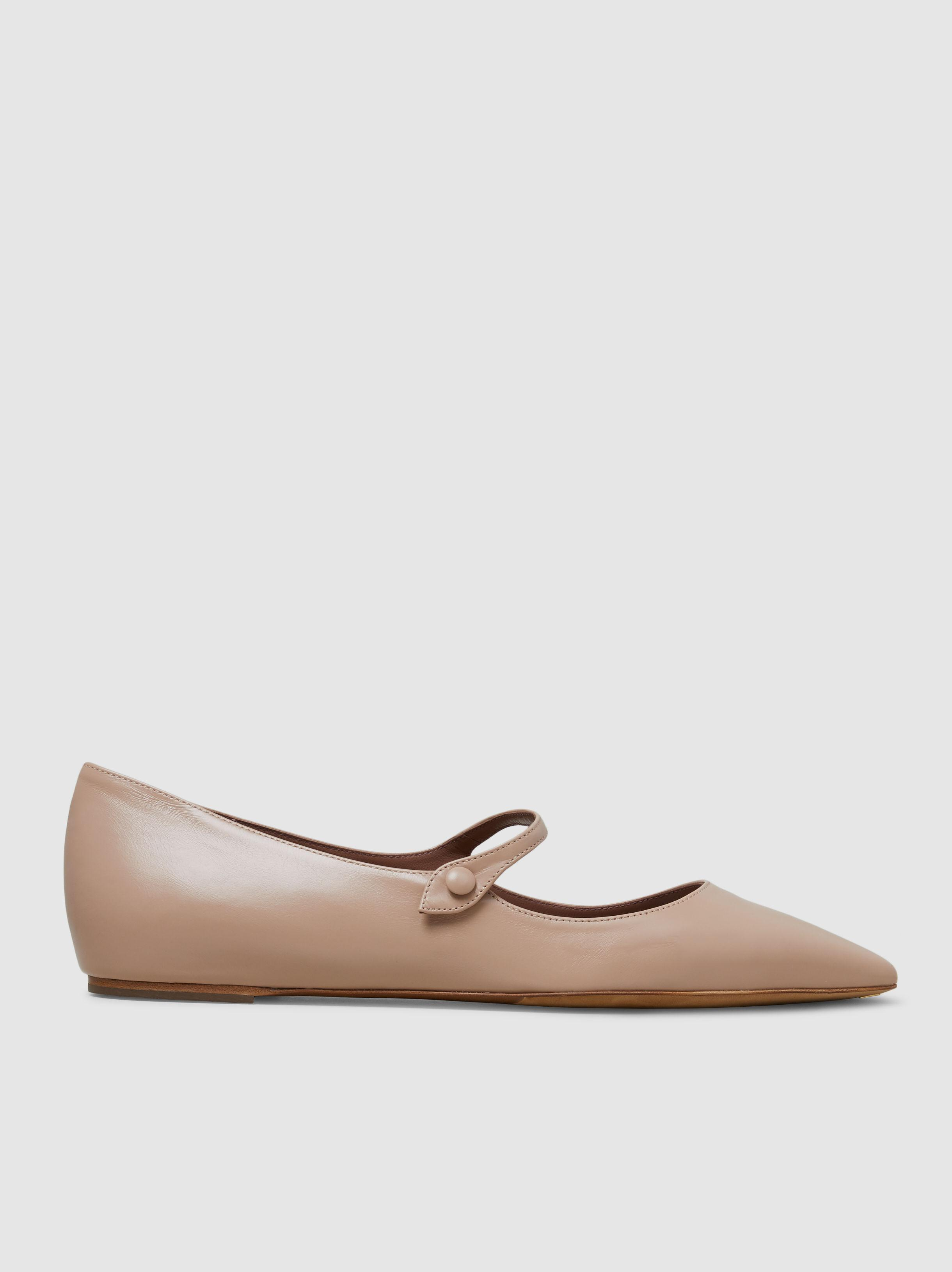 Tabitha Simmons Hermione Calf Leather Flats xuBMjgTC