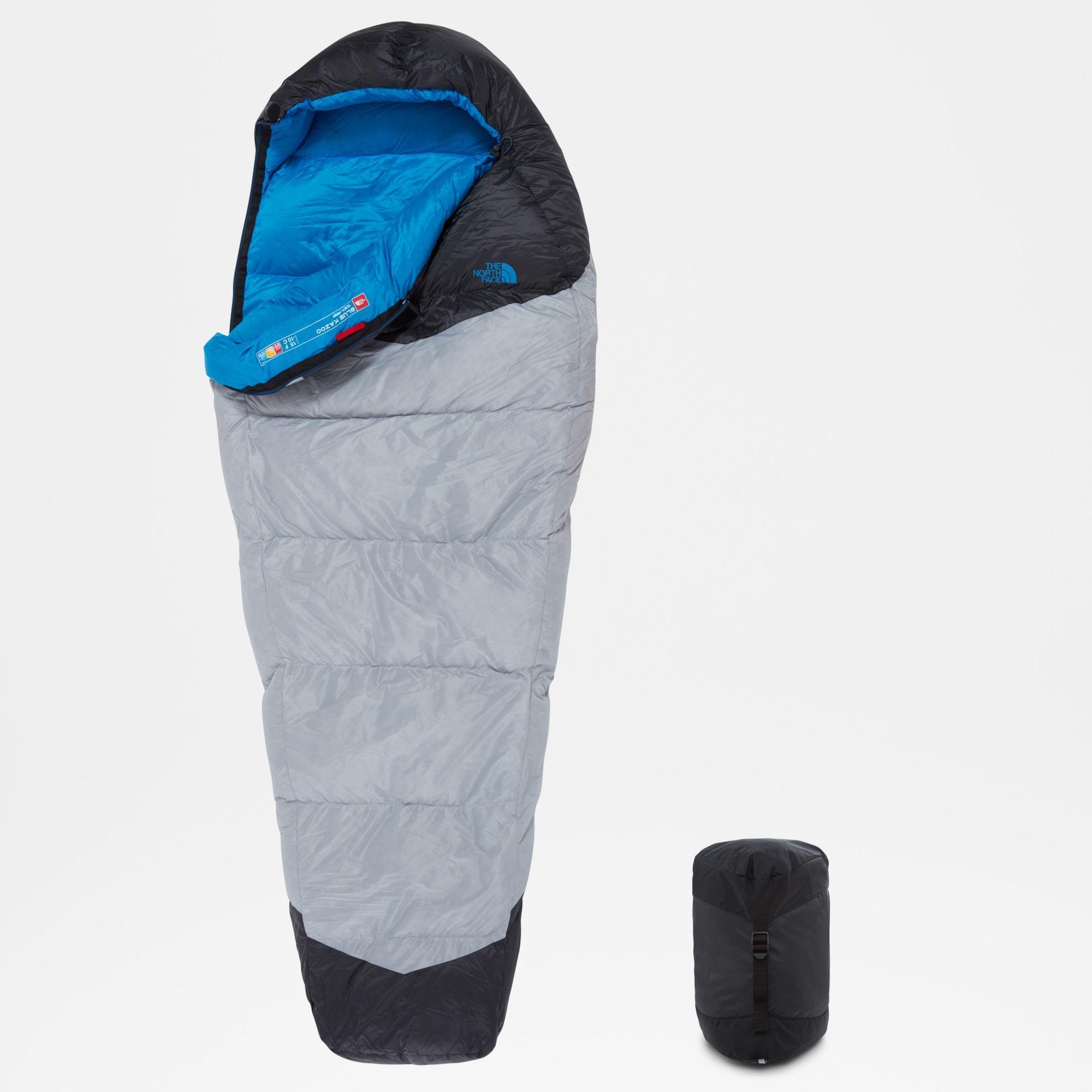 Sac De Couchage -9°c Blue Kazoo High Rise The North Face en coloris Gris