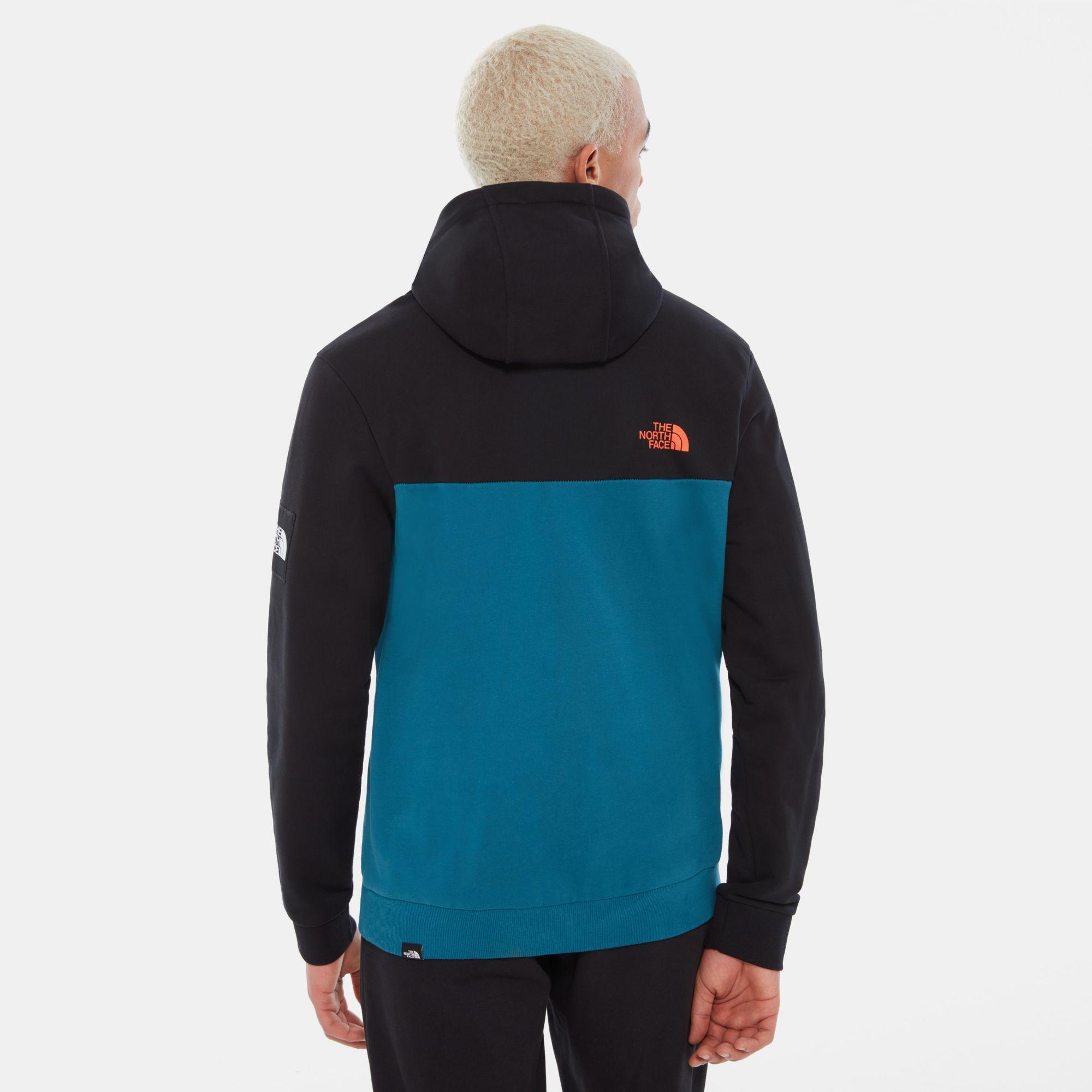 The North Face Fine Alpine-hoody in het Blauw voor heren
