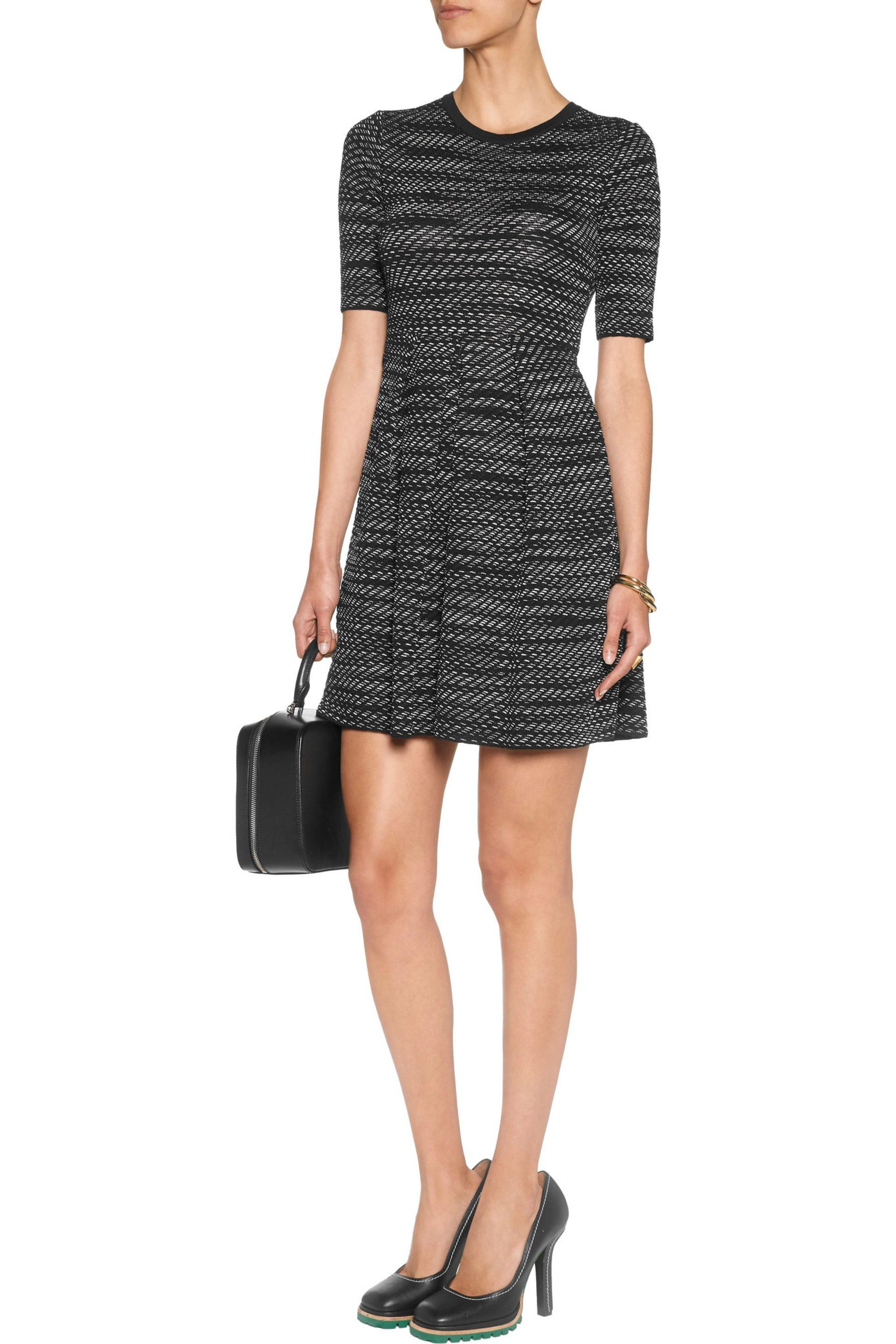 With Credit Card Online M Missoni Knit Mini Dress Authentic Cheap Online EpcA40y