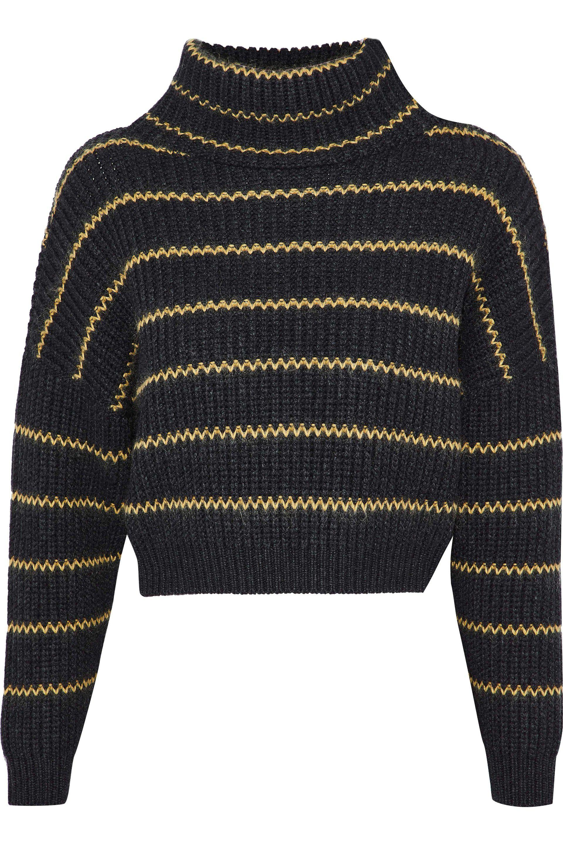 7ae575f97656 brunello-cucinelli-Black-Woman-Bead-embellished-Striped-Cashmere-Turtleneck- Sweater-Black.jpeg