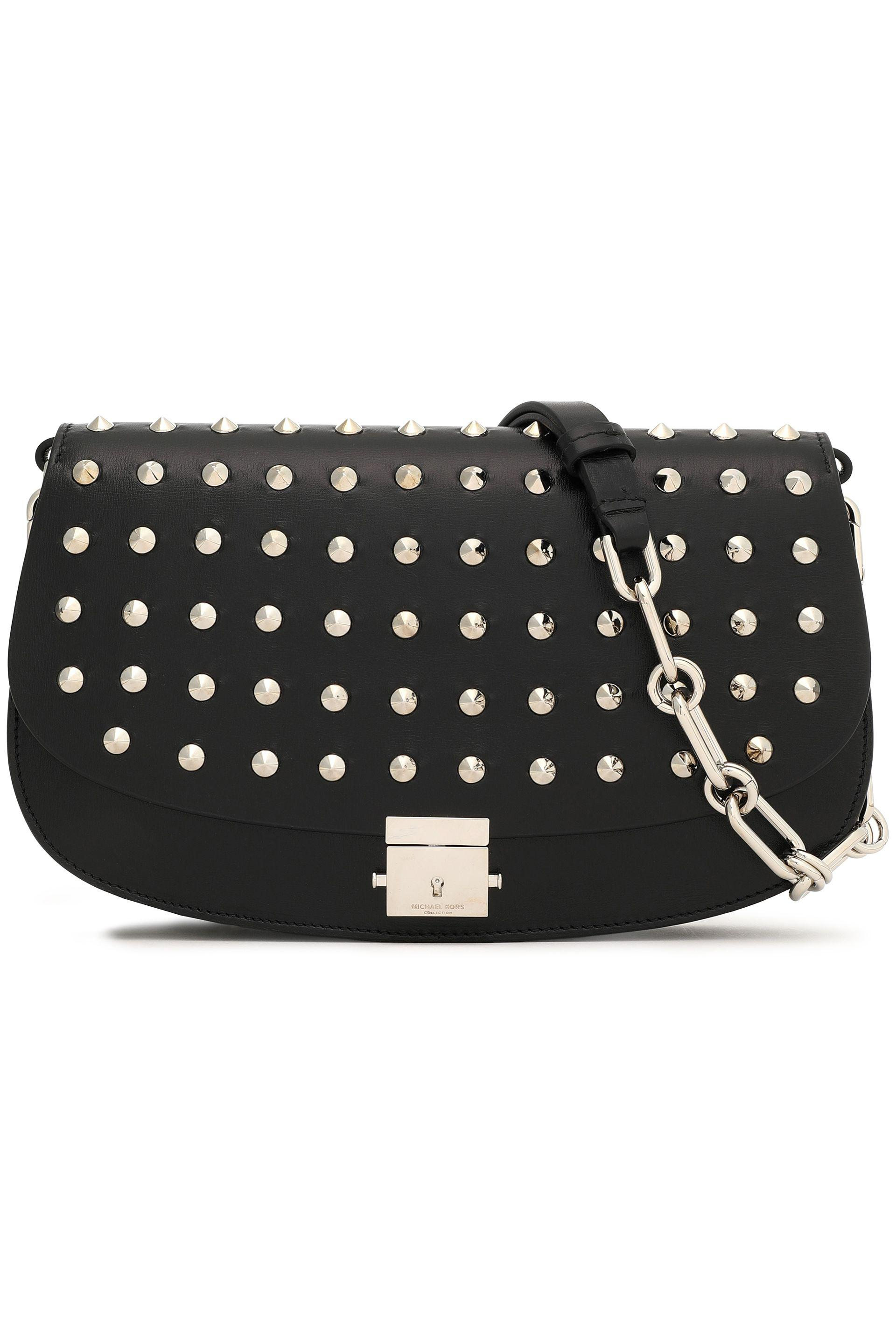 4053d852be6c Gallery. Previously sold at  THE OUTNET.COM · Women s Chain Strap Bags  Women s Leather Bags Women s Burberry Saddle Women s Michael By Michael Kors  ...