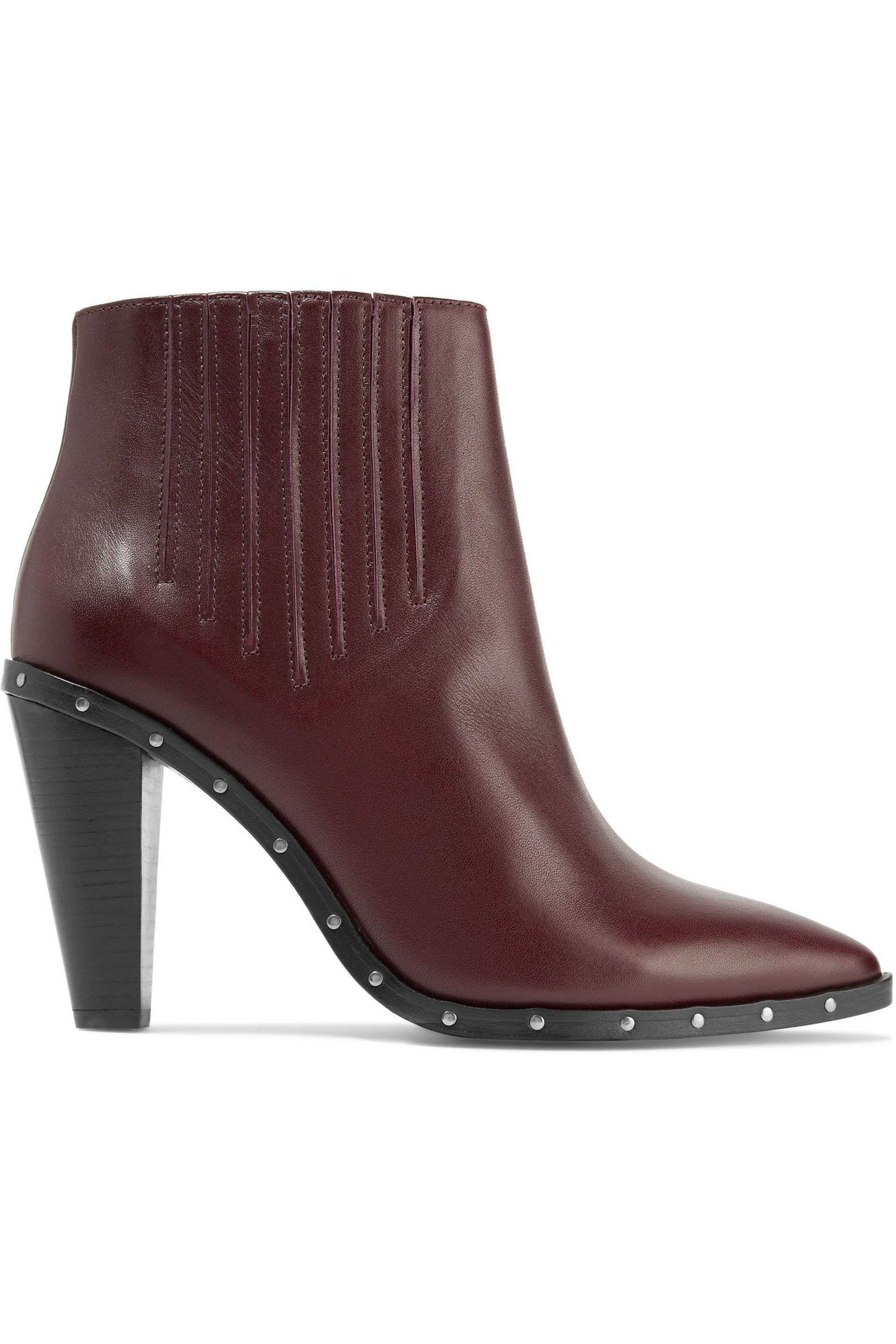 free shipping big sale Iro Studded Leather Ankle Boots outlet latest collections with credit card sale online buy cheap limited edition iCRXo