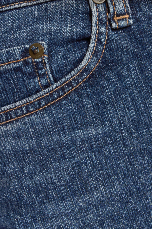 Rag & Bone Denim 10 Inch Dre Boyfriend Jeans in Mid Denim (Blue)