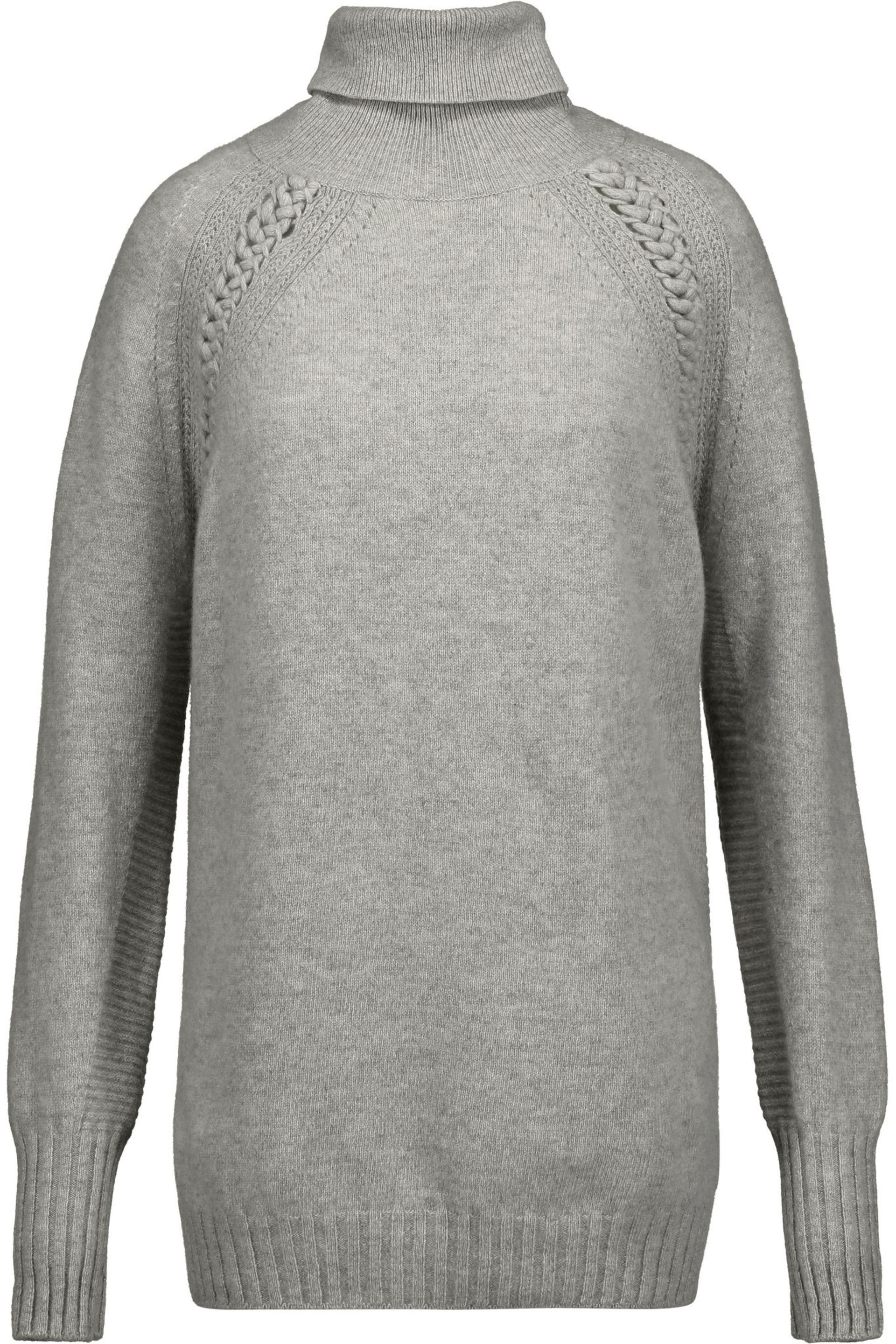 Belstaff Whitton Wool And Cashmere-blend Turtleneck Sweater Light ...