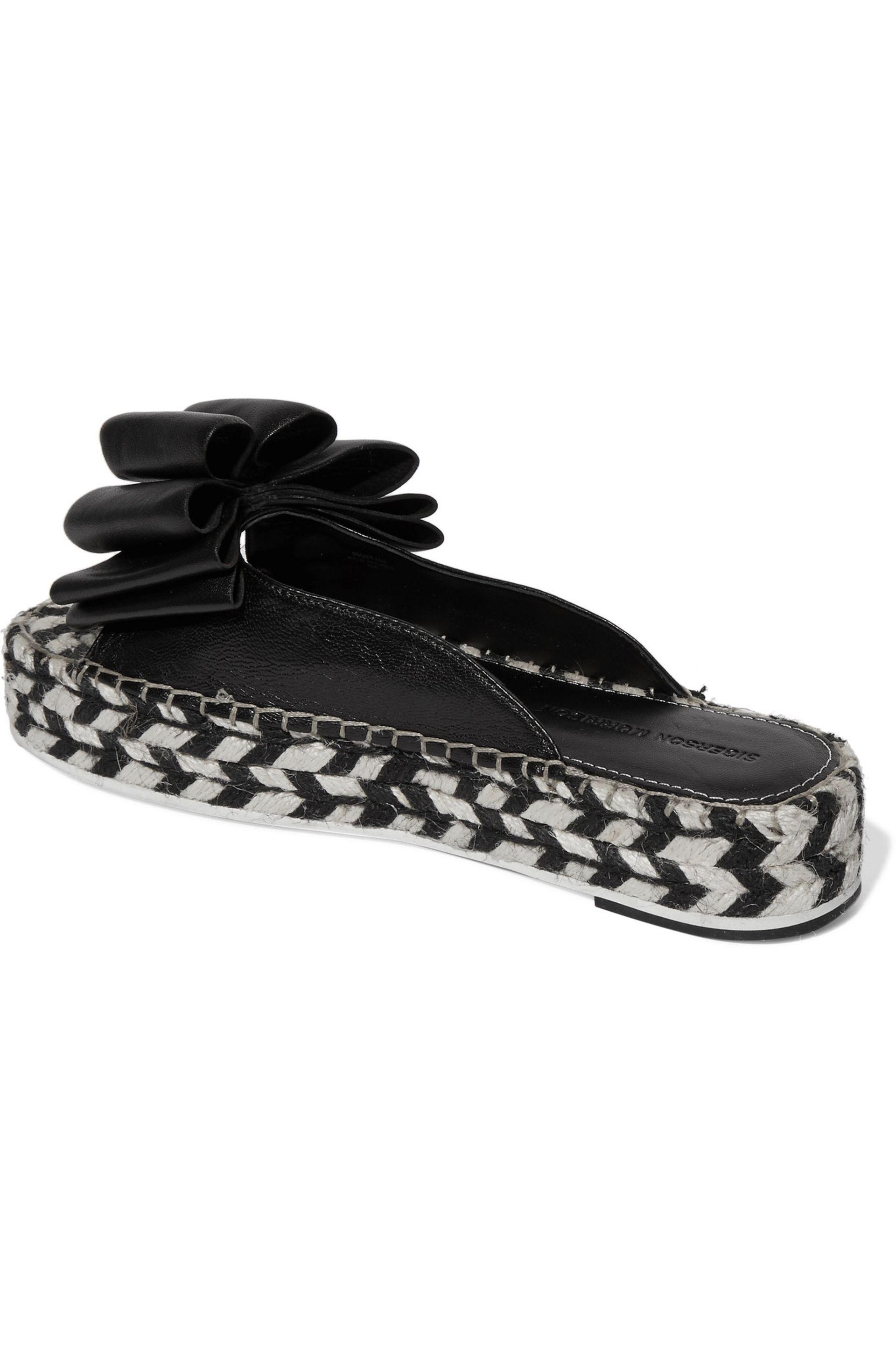 Gallery. Previously sold at: THE OUTNET.COM · Women's Leather Espadrilles