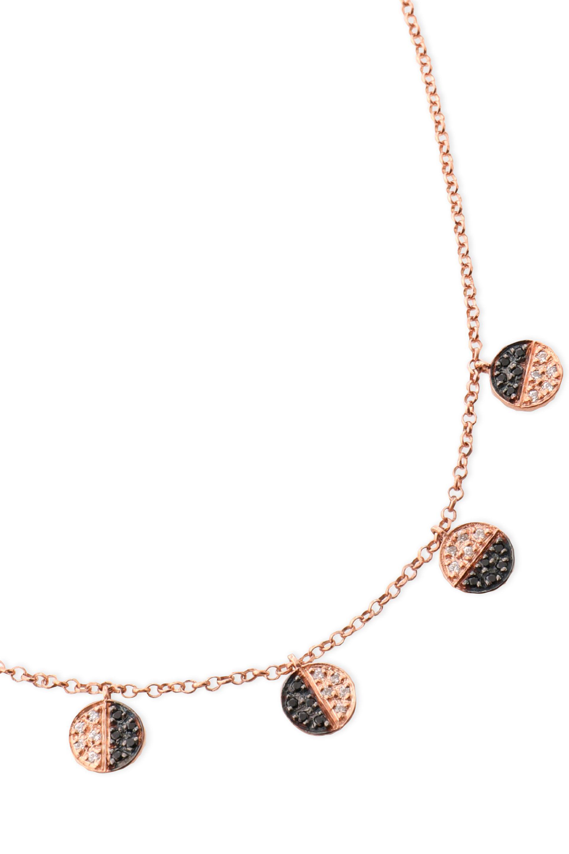 Aamaya By Priyanka Necklaces in Rose Gold (Metallic)