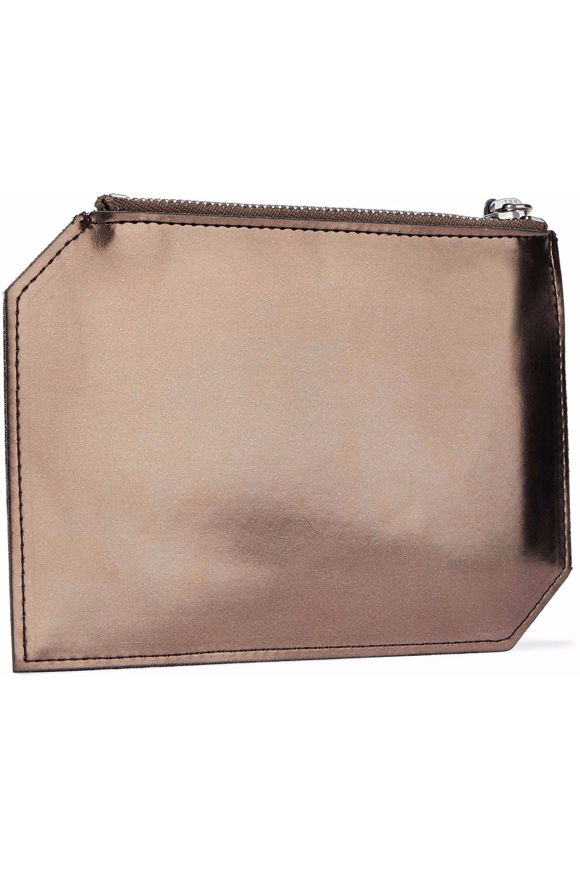 Womens Bow Patent Leather Pouch Bag Maison Martin Margiela Cheap Sale Fashionable mlf17z