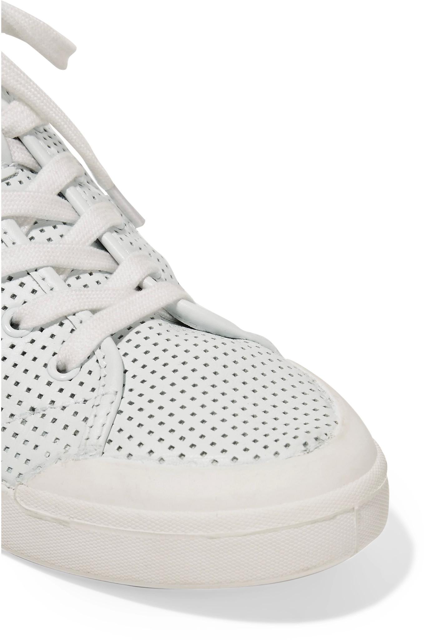 Issue Perforated Leather