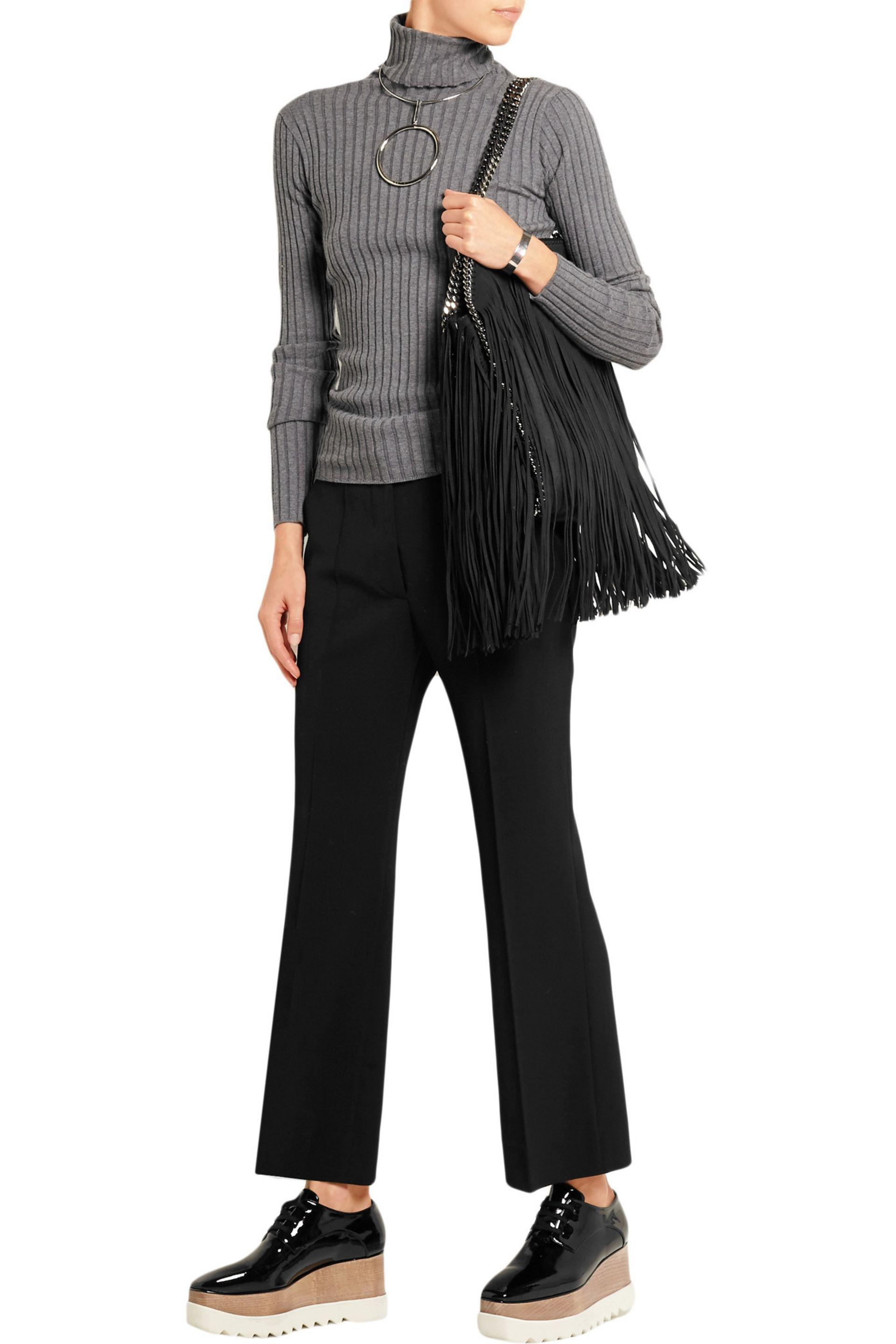 Gallery. Previously sold at  THE OUTNET.COM · Women s Fringed Bags Women s Stella  Mccartney Falabella ... 9d8b3d5b97339