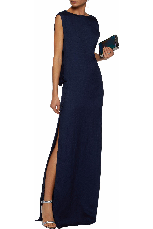 Lanvin Gowns Midnight Blue in Blue   Lyst