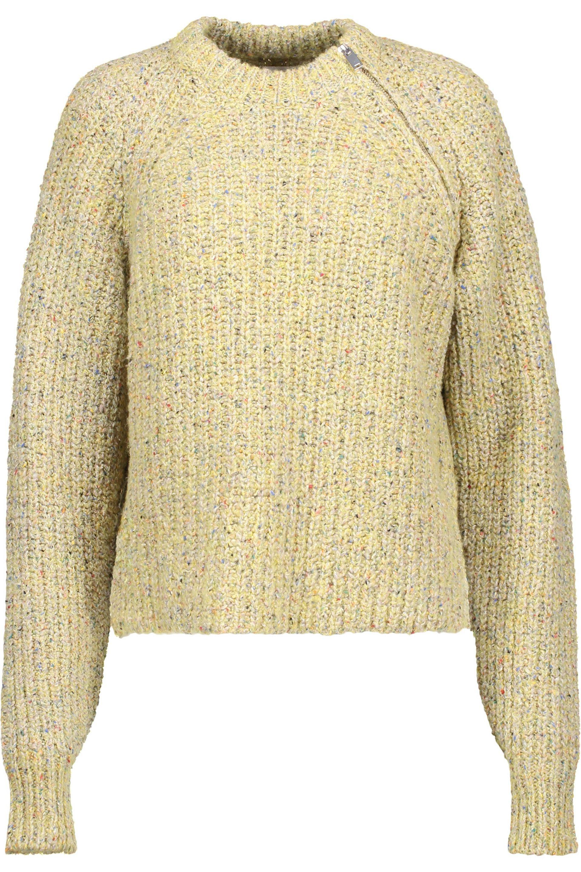 92186aabefe Lyst - Étoile Isabel Marant Happy Ribbed-knit Sweater