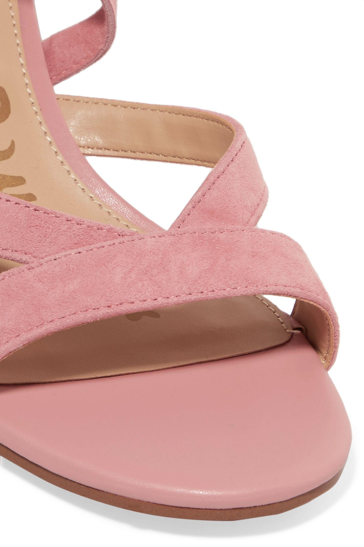 99cbdcb465f857 Lyst - Sam Edelman Sandals in Pink