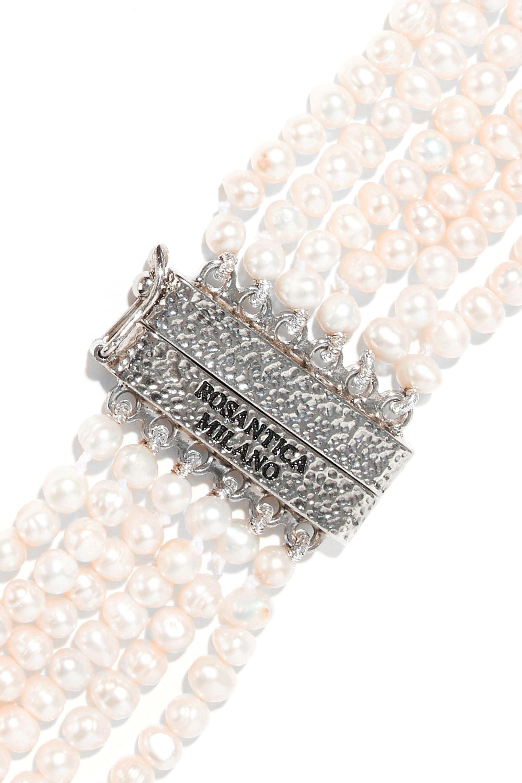 Rosantica Giglio in Silver (Metallic)