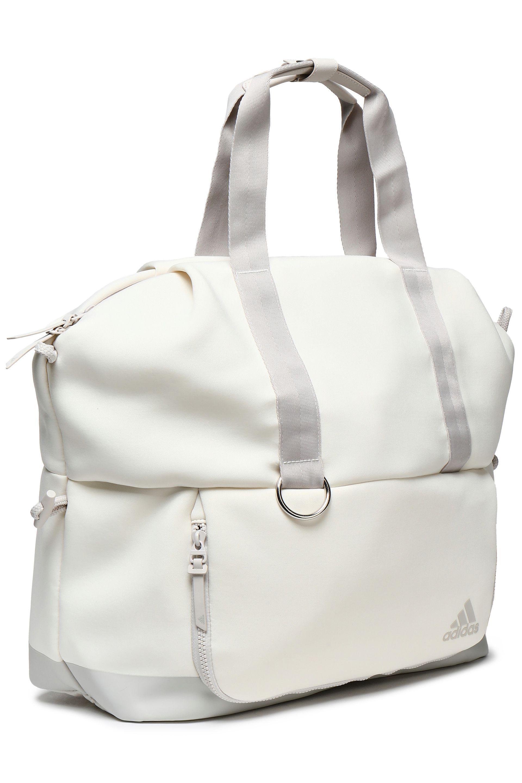 3d8c66db71 Adidas - Woman Neoprene Gym Bag Off-white - Lyst. View fullscreen