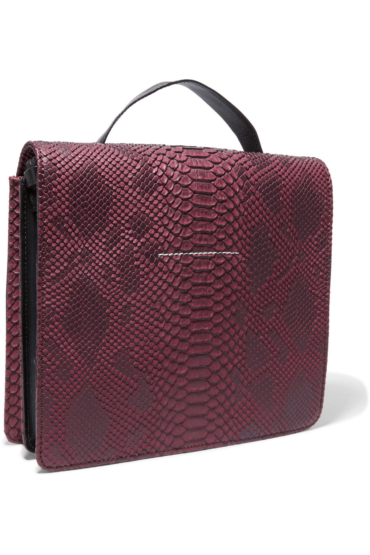 gift bow mini bag - Pink & Purple Maison Martin Margiela noVx83N8x