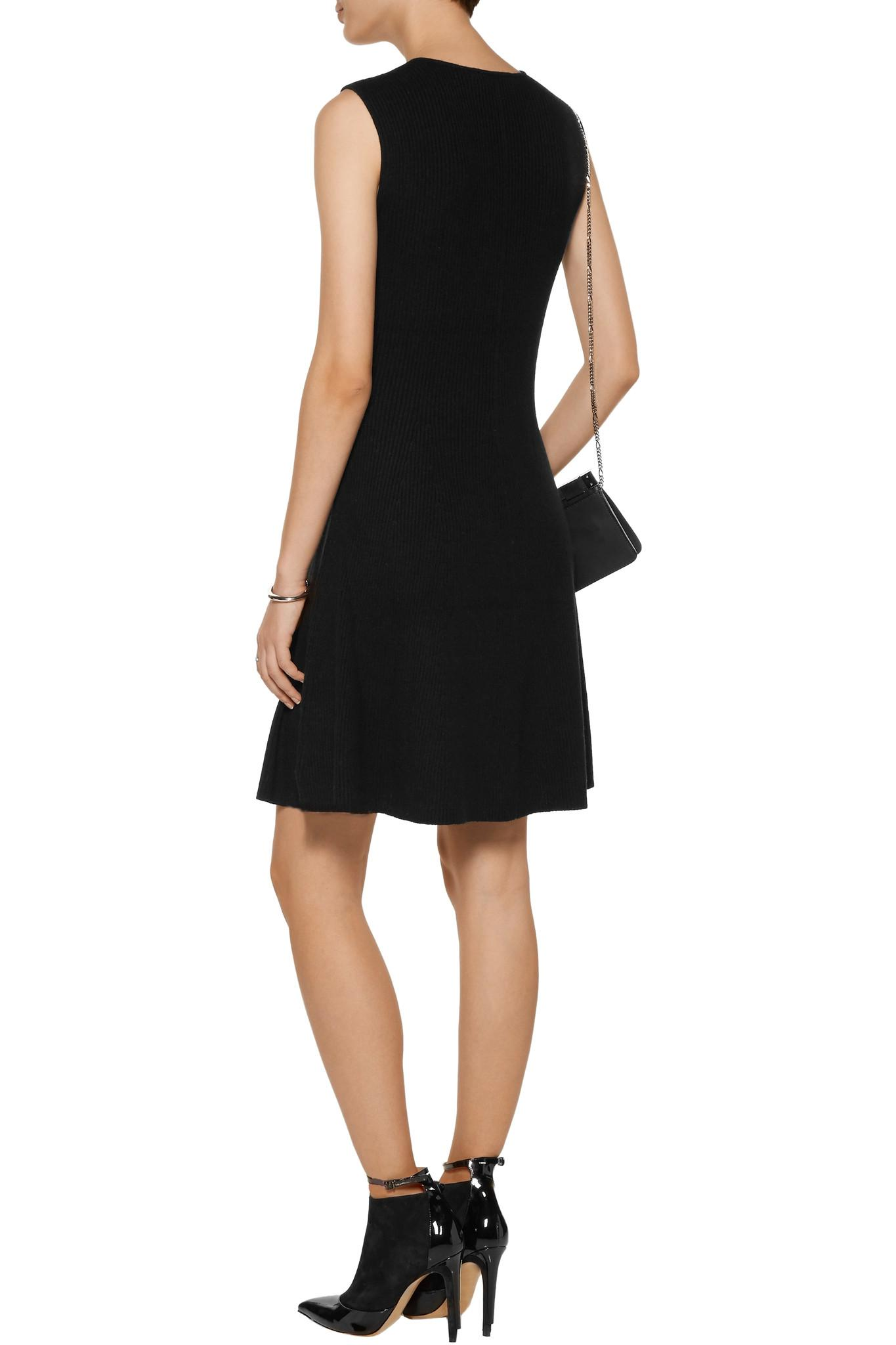 Cashmere Mini Dress