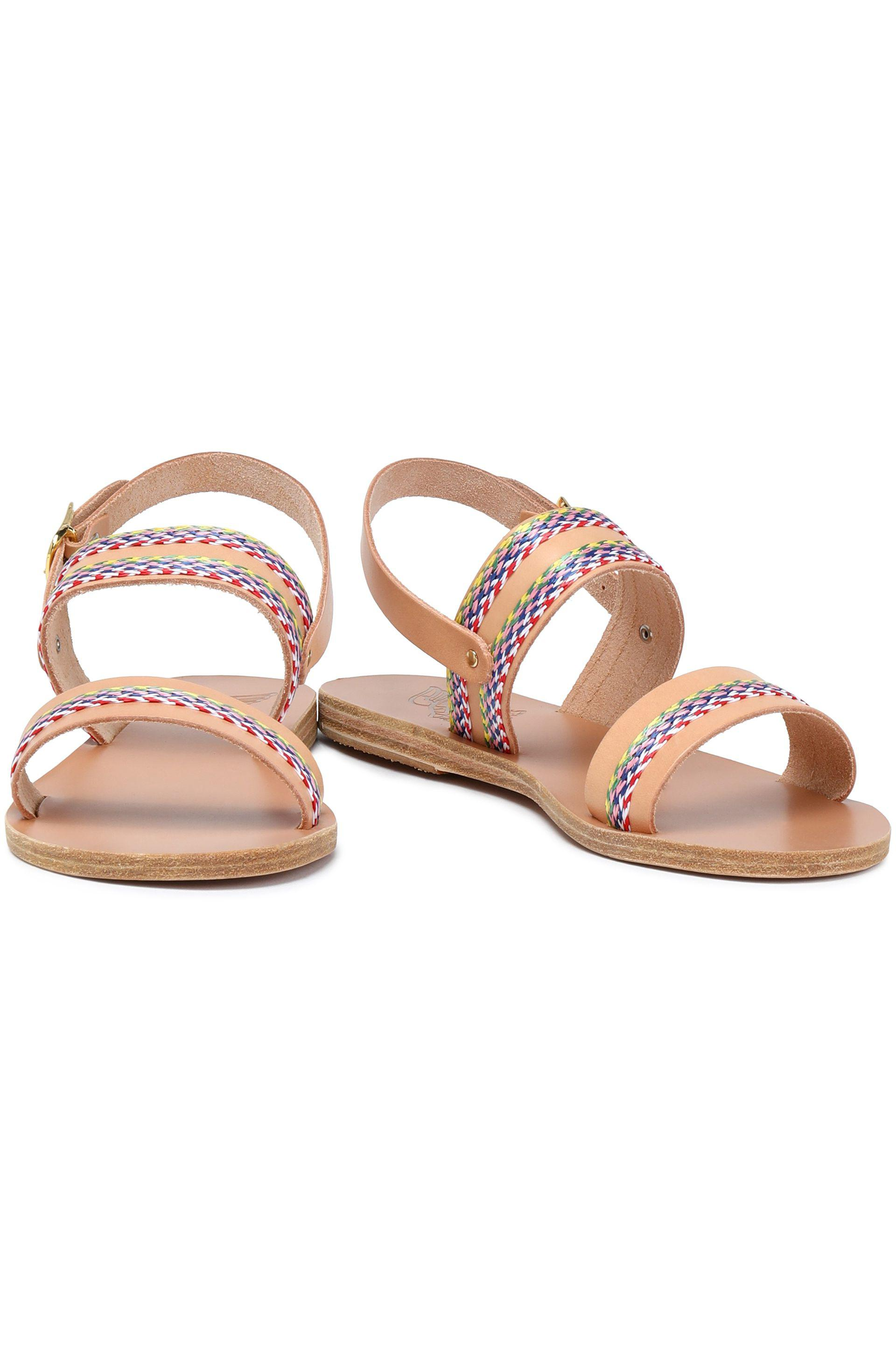 d7a5cbbd9bfb1b Gallery. Previously sold at  THE OUTNET.COM · Women s Tie Up Sandals ...