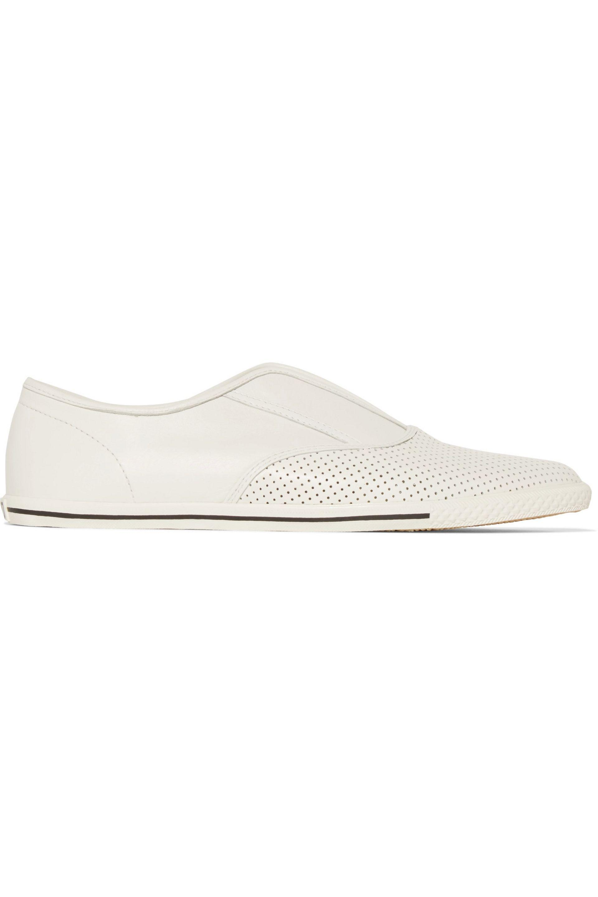 01531dca3243 Lyst - Marc By Marc Jacobs Woman Codie Leather Slip-on Sneakers ...