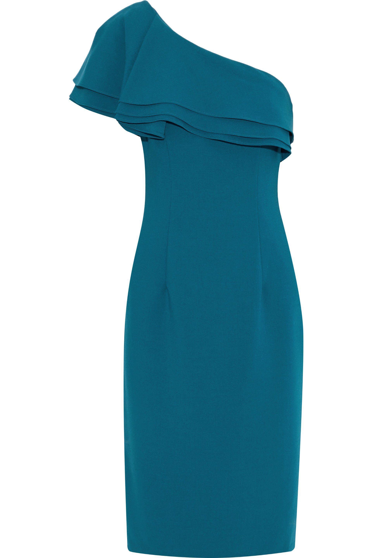 LIGHTWEIGHT WOVEN LINING-PETROL BLUE-DRESS LINING FABRIC-FREE P+P