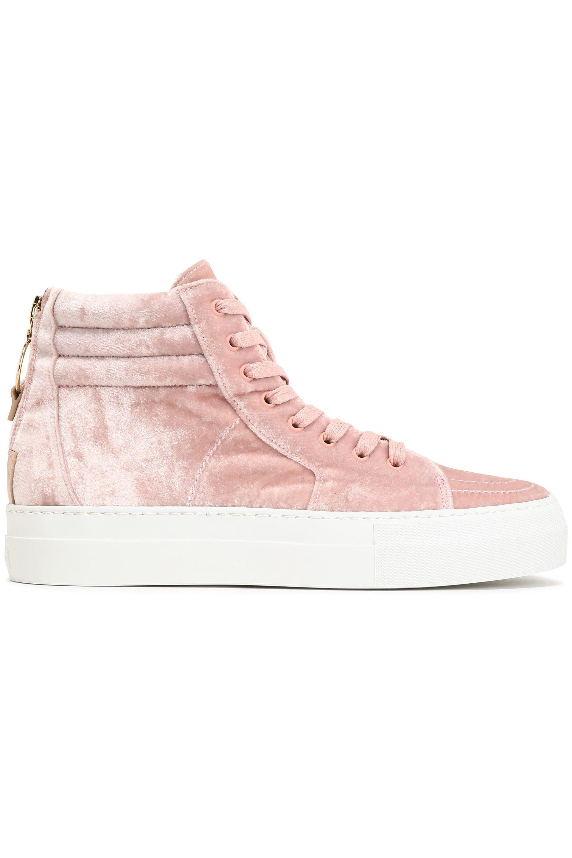 premium selection 4e8bc 67a82 buscemi-Blush-Embellished-Velvet-High-top-Sneakers.jpeg