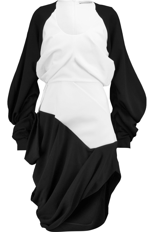 Draped crepe dress J.W.Anderson EDZTX