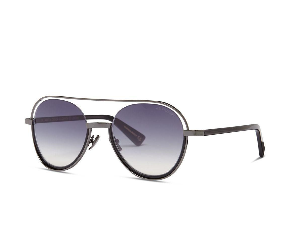 c3f72e8def Oliver Goldsmith - Multicolor Polished Gun 2010 s-001 Sunglasses for Men -  Lyst. View fullscreen