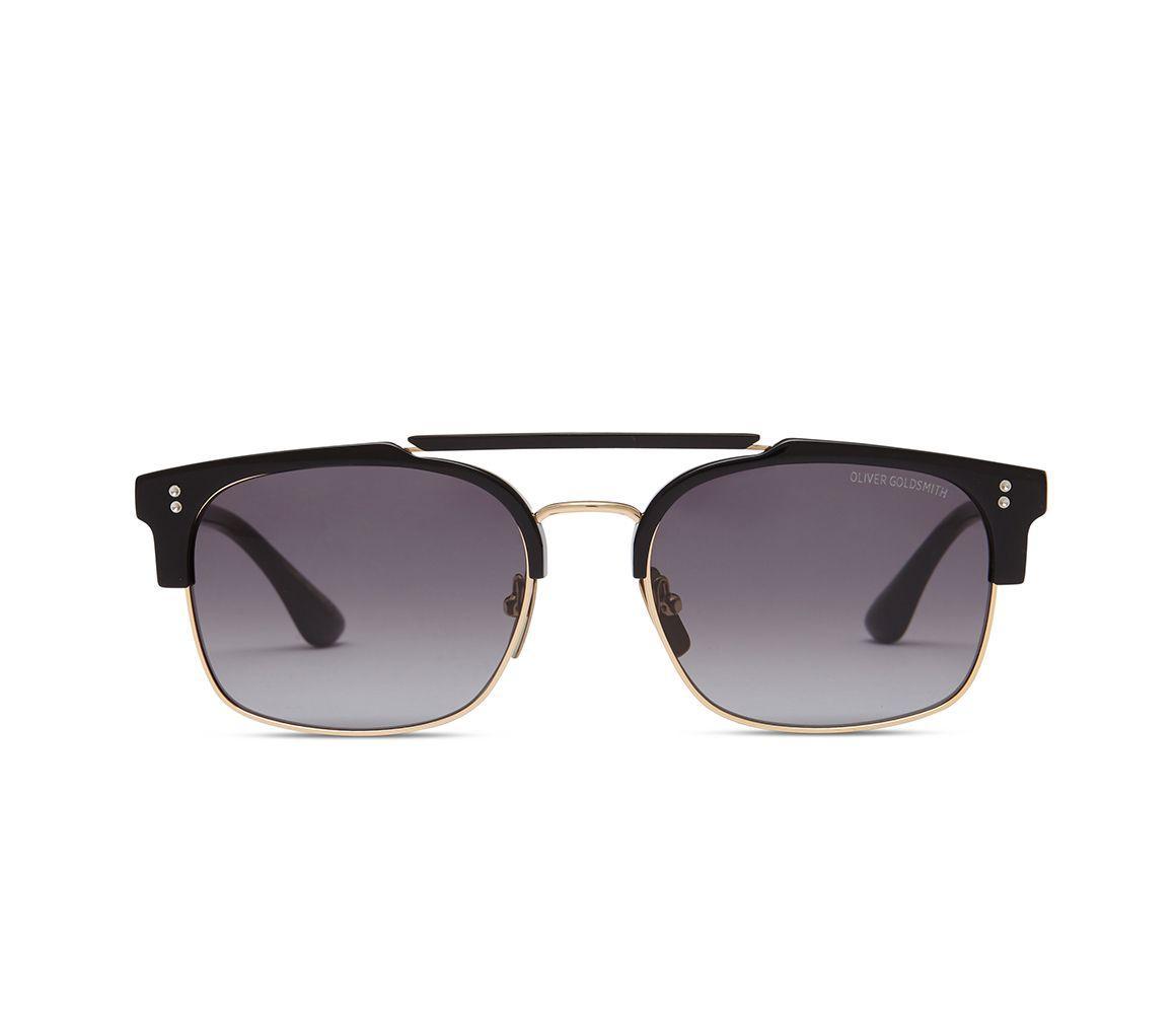 4b2164edf9 Oliver Goldsmith - Black 1950 s-001 Sunglasses for Men - Lyst. View  fullscreen
