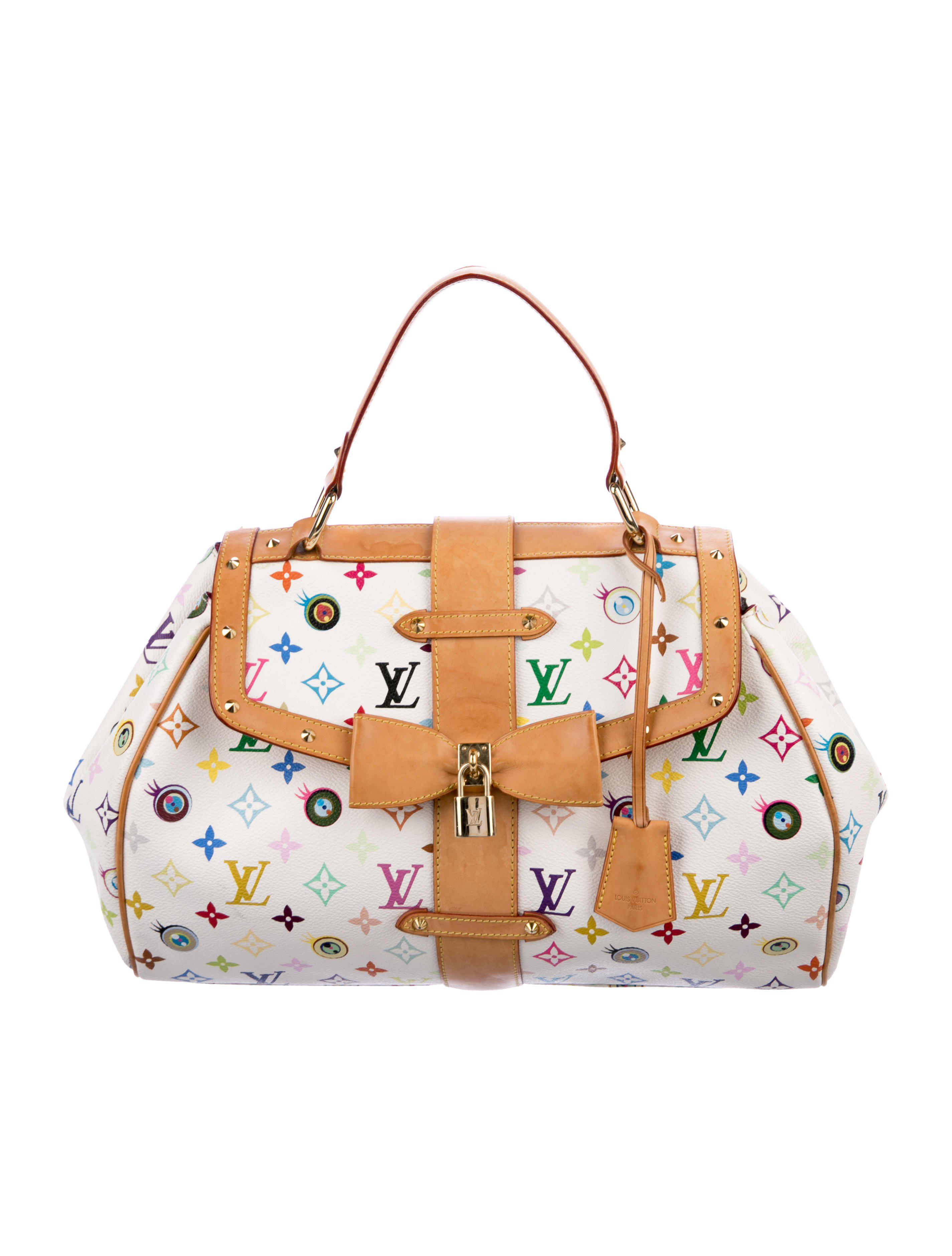 6d686cd2cca7f ... Love Louis Vuitton Limited Edition Monogram Multicolore Need You  Shoulder Bag L V バッグ ...