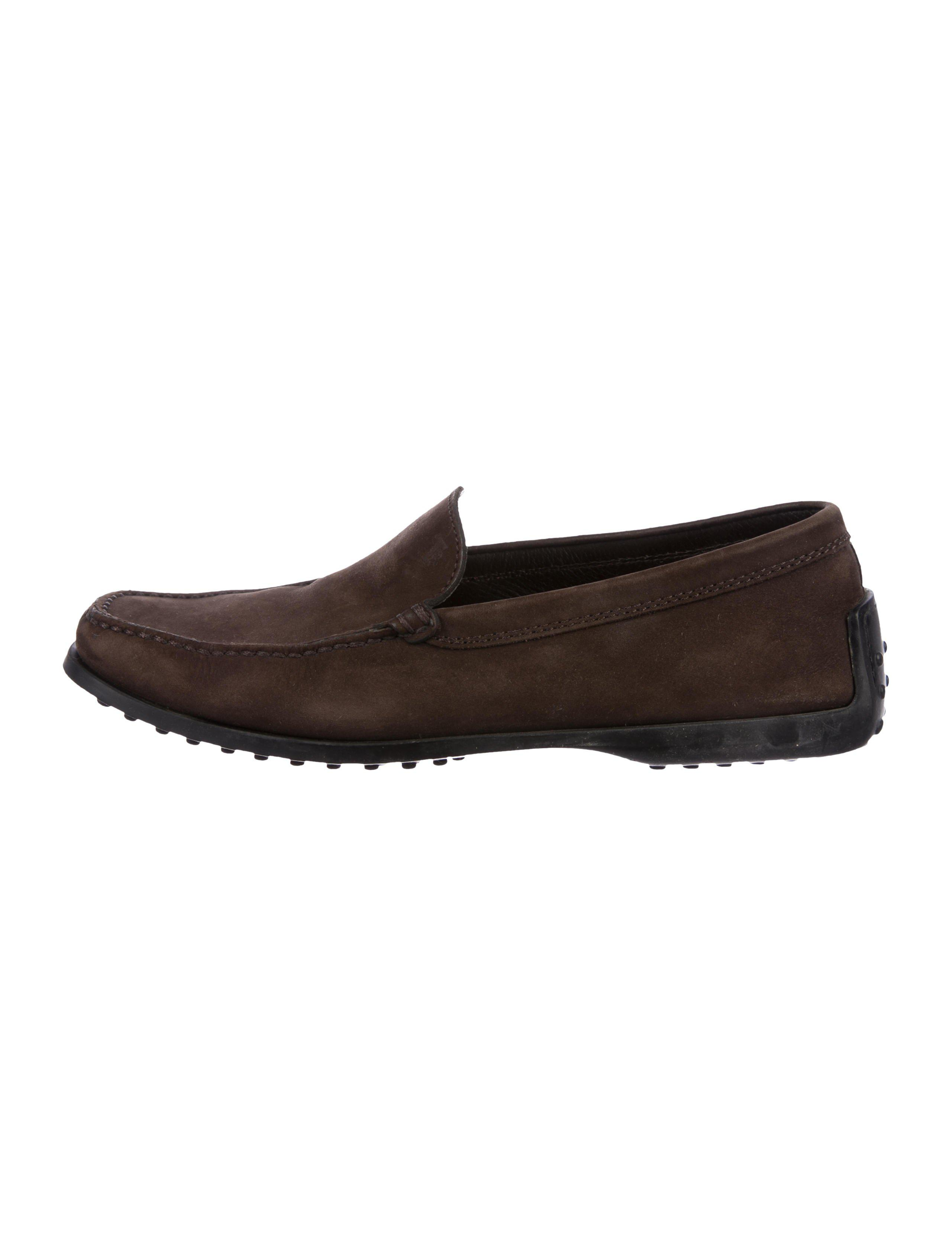 Tod's Round-Toe Driving Loafers footlocker for sale free shipping discount outlet cheap quality eastbay online eVMEhM