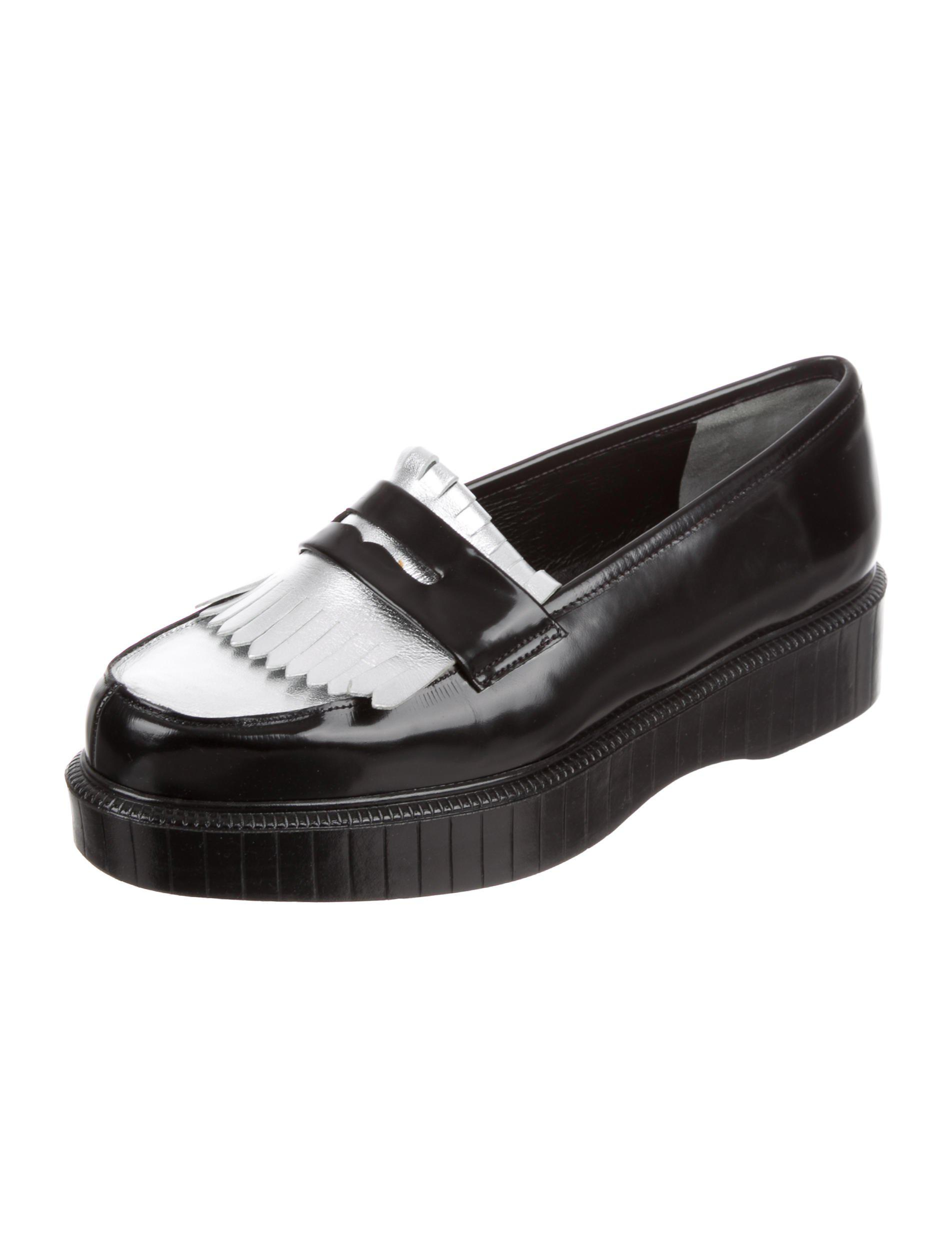 fast delivery sale online finishline online Robert Clergerie Clergerie Paris Kiltie Flatform Loafers clearance top quality cheap sale low price buy cheap discounts w4GQyh