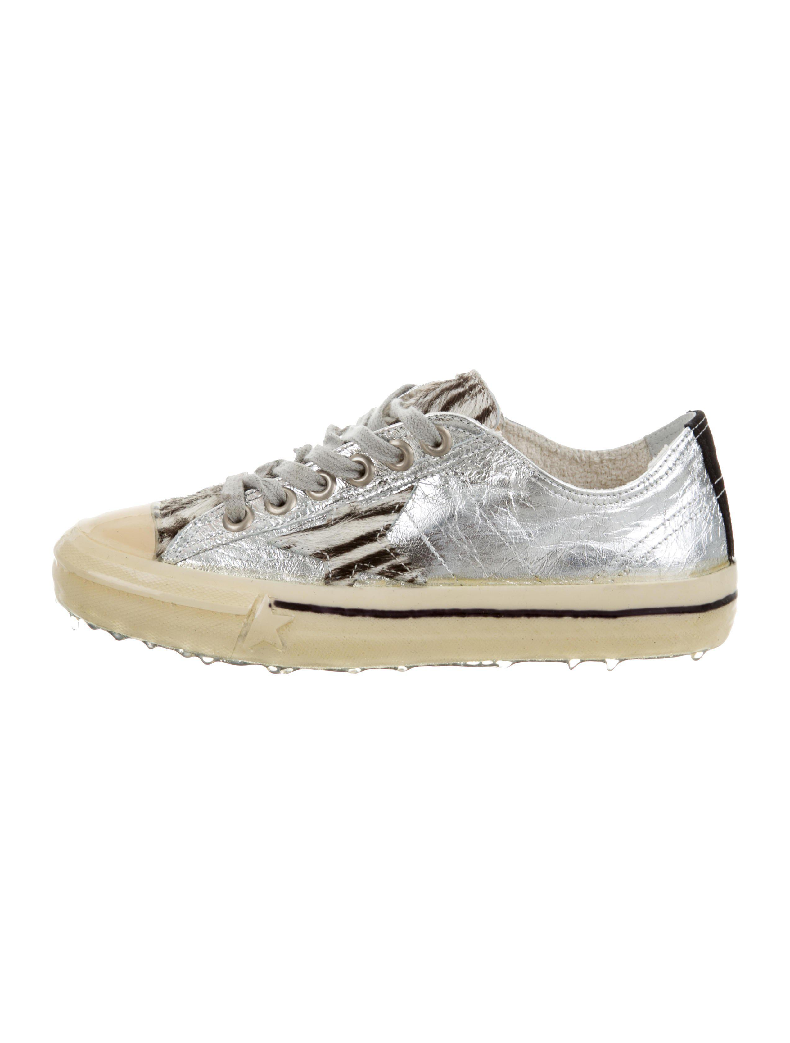 Golden Goose Running Embellished Sneakers w/ Tags outlet big discount pictures clearance collections clearance best wholesale top quality for sale i6iPfj