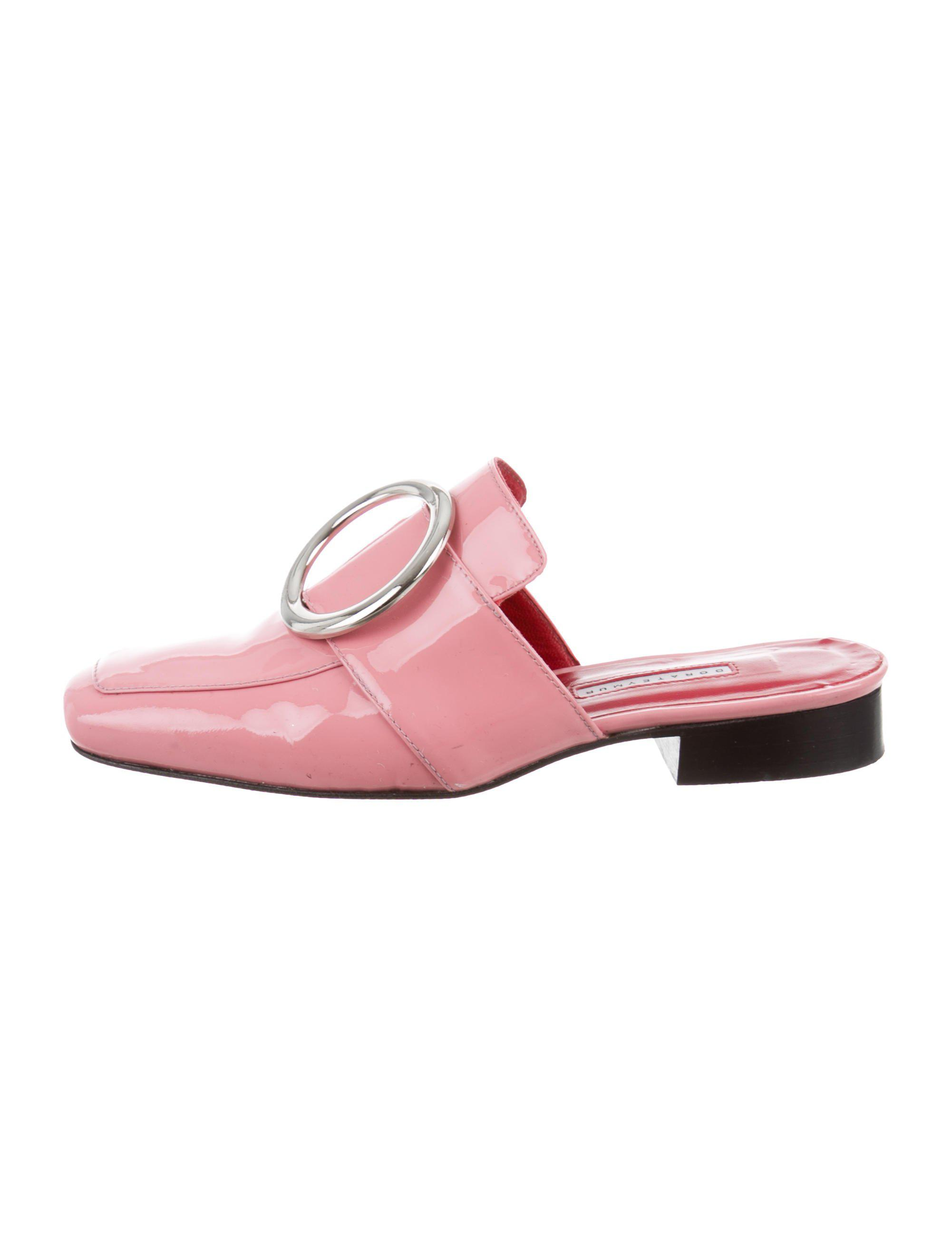 low price online perfect Dorateymur Embellished Square-Toe Mules clearance amazing price for cheap clearance browse LAWPL