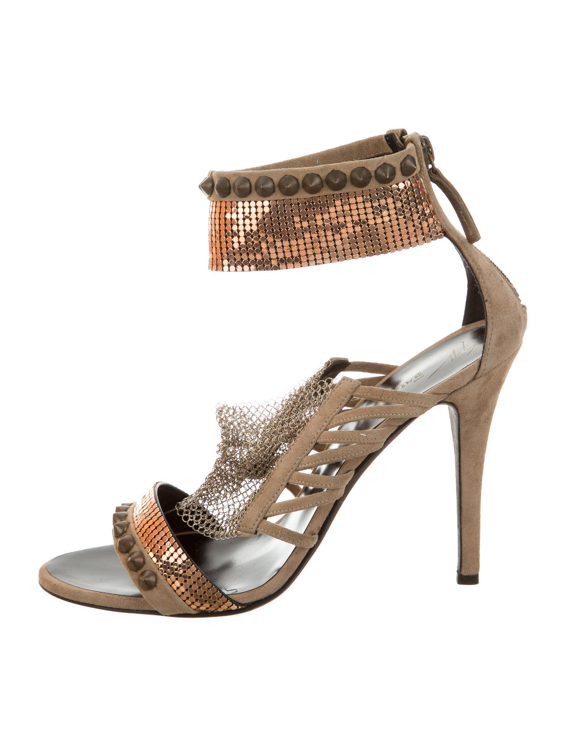 discount pre order footlocker pictures sale online Giuseppe Zanotti Studded Multistrap Sandals w/ Tags shop for cheap price outlet nicekicks cheap sale extremely N7xJV9MY