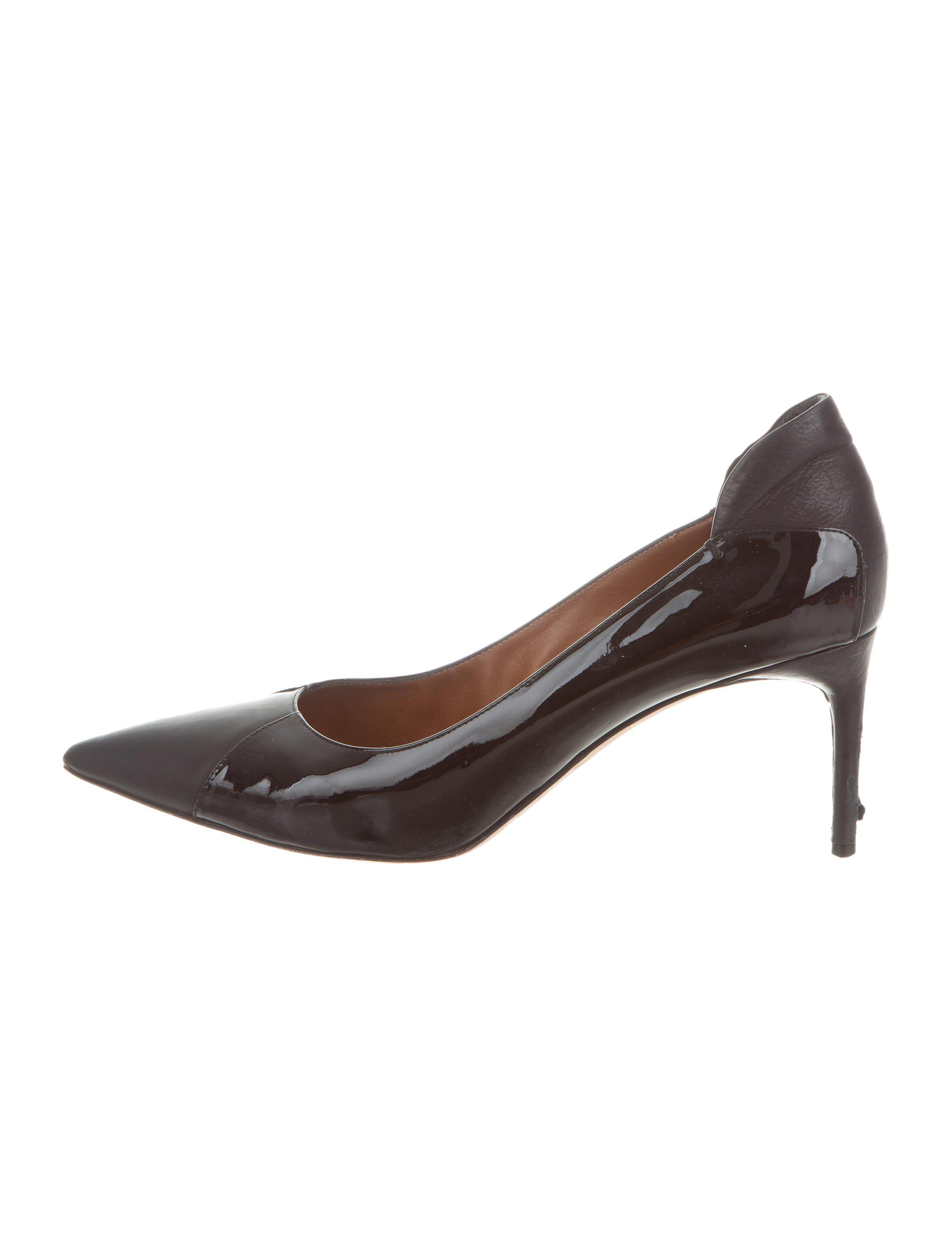 sale wiki official cheap price Reed Krakoff Suede Pointed-Toe Pumps discount original cheap footlocker pictures outlet discount MUBIb4