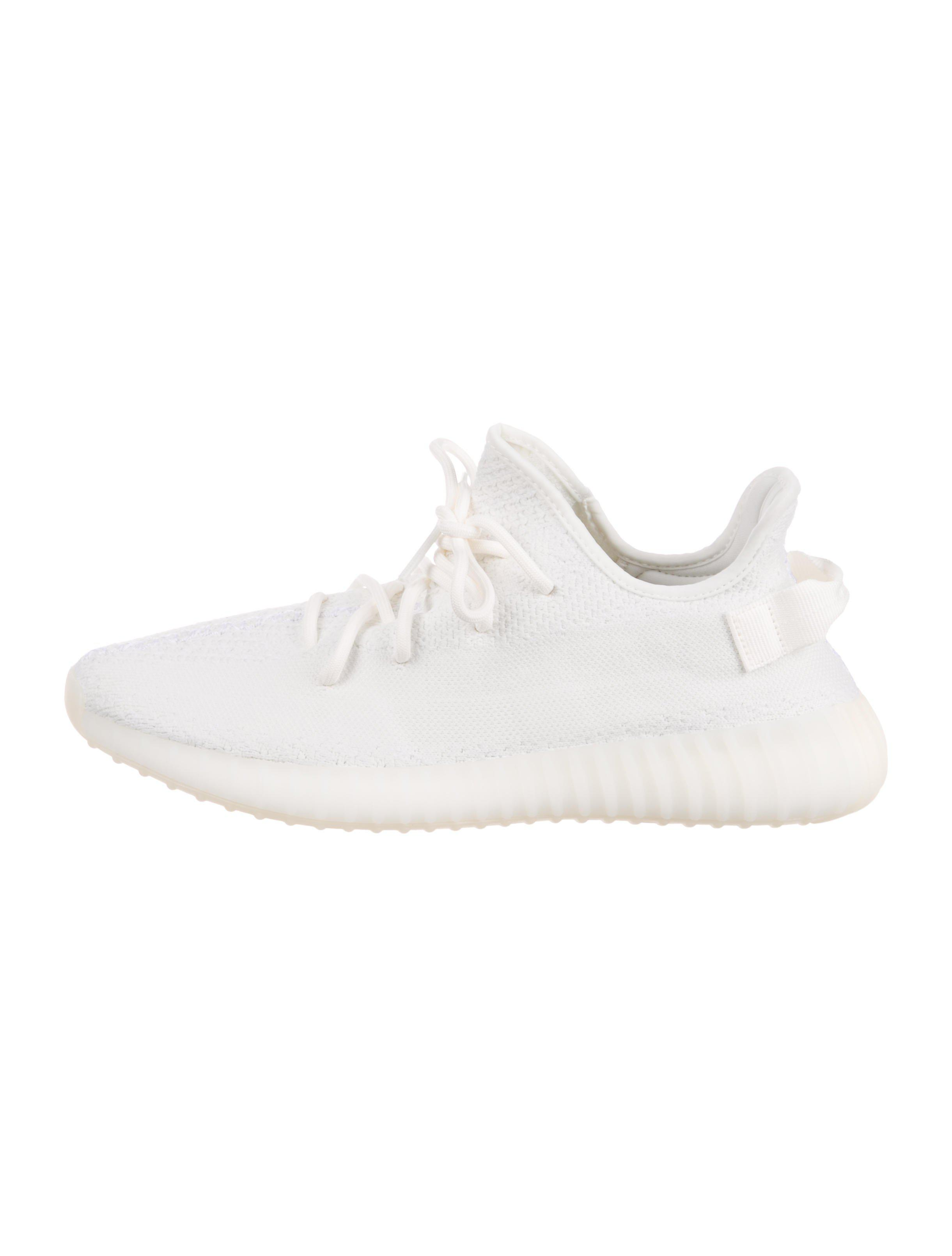 1685fbd41 Lyst - Yeezy 2017 Boost 350 V2 Cream Sneakers W  Tags in White for Men