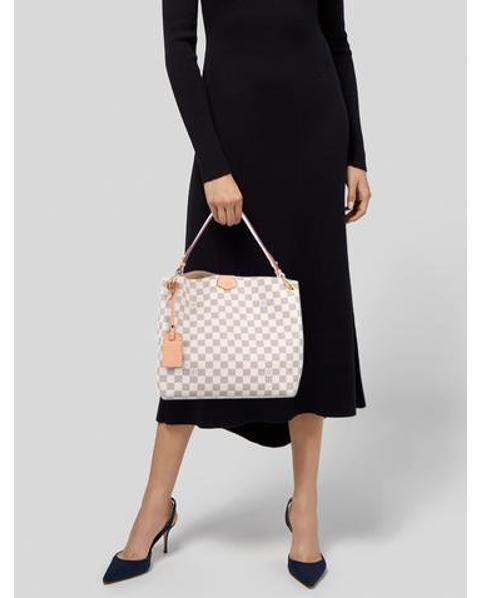 Graceful Louis Vuitton Pm Vs Mm 58506 75 Lyst Louis Vuitton