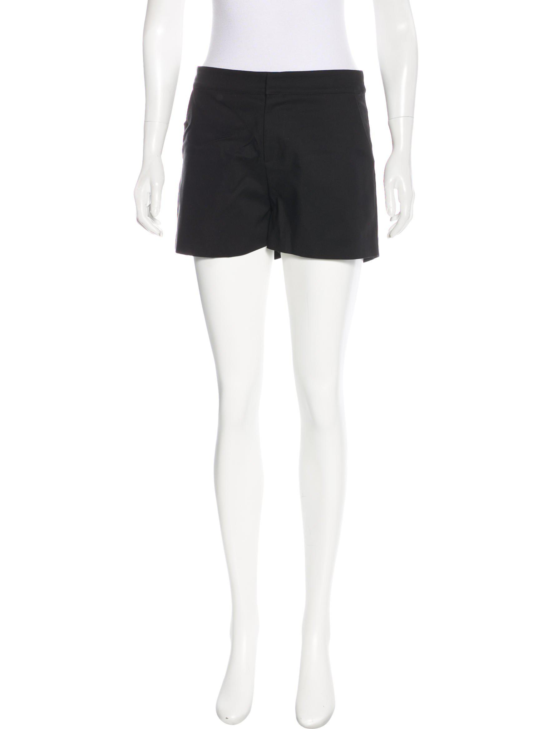Theory Silk Mini Shorts w/ Tags Free Shipping Pay With Paypal Cheap Sale Eastbay evFOMe