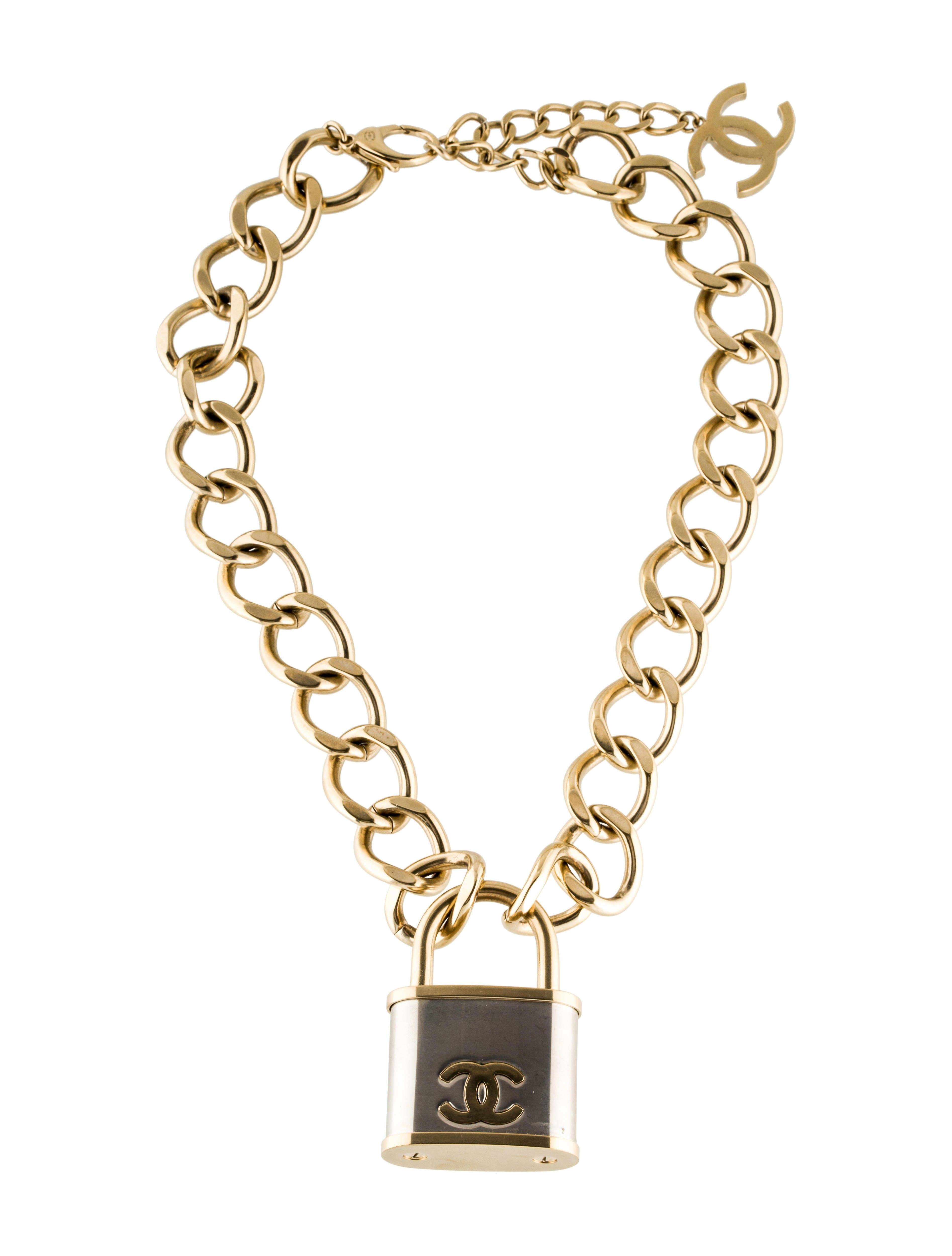 necklaces lock necklace enlarged products chain jewelry the vuitton pendant louis