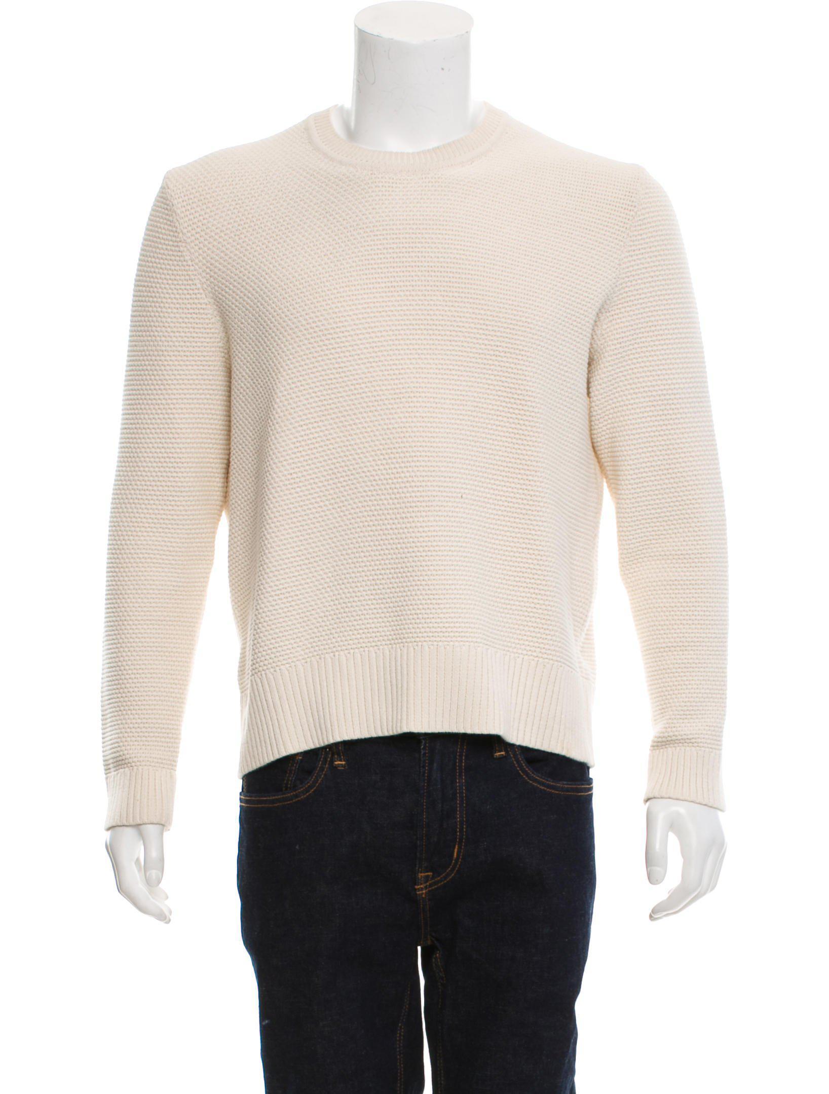 Selected Homme Mens Vince Bubble Knit Regular Cotton Jumper Crew Neck Sweater