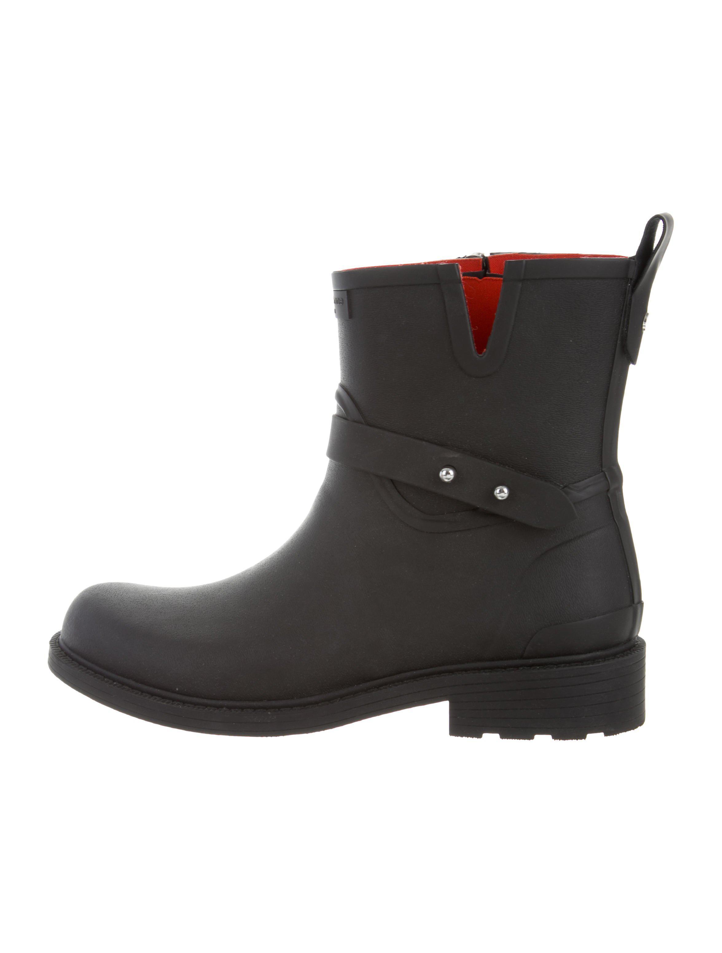 cheap sale view Rag & Bone Round-Toe Rain Boots visa payment cheap price cheap sale amazon eI1Xs