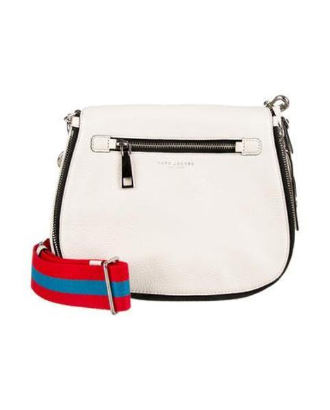 b7a71974b940 Marc Jacobs Gotham Saddle Bag Navy - Best Photos Skirt and Bag ...