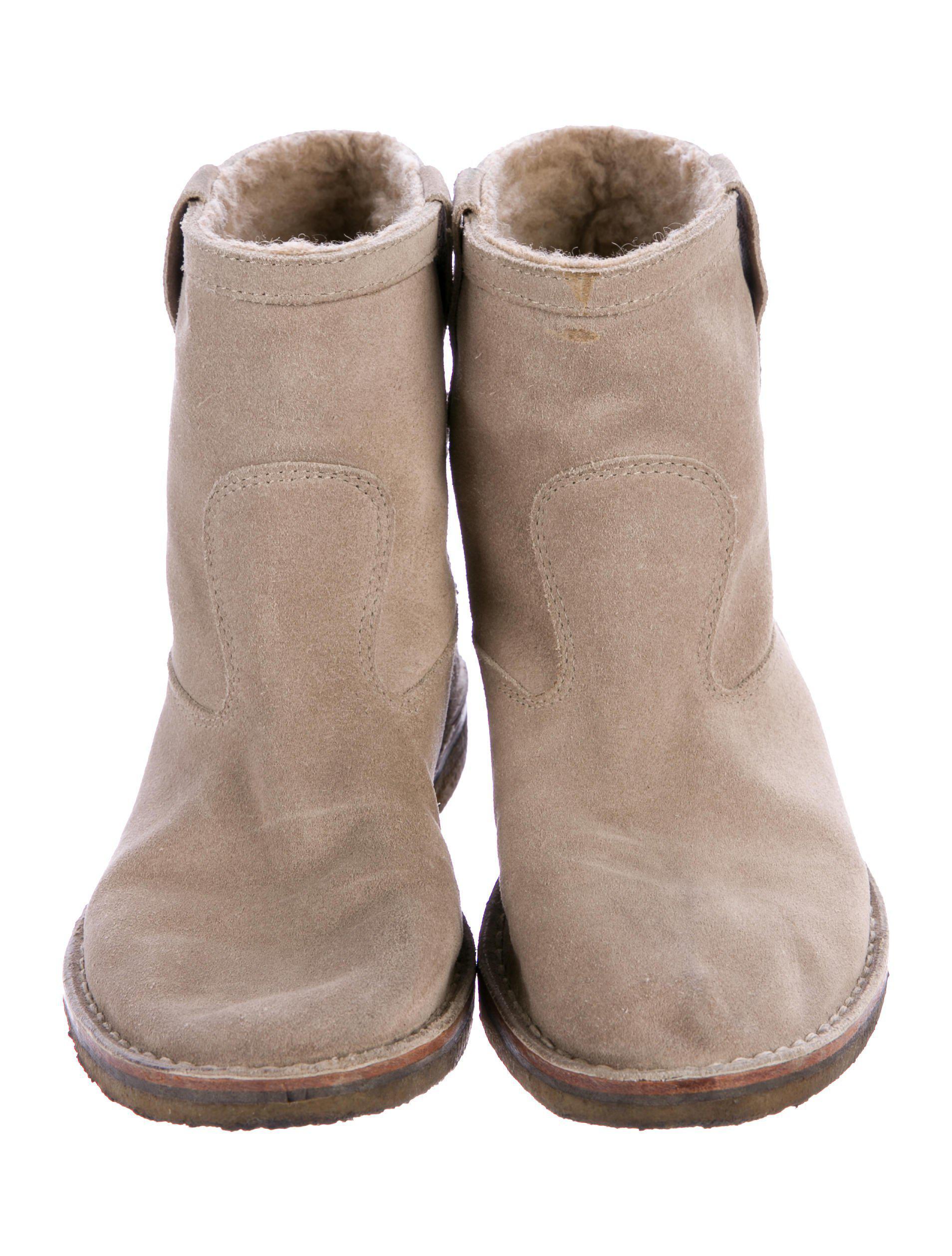 Golden Goose Suede Mid-Calf Boots latest cheap online visa payment choice sale geniue stockist uNmDE