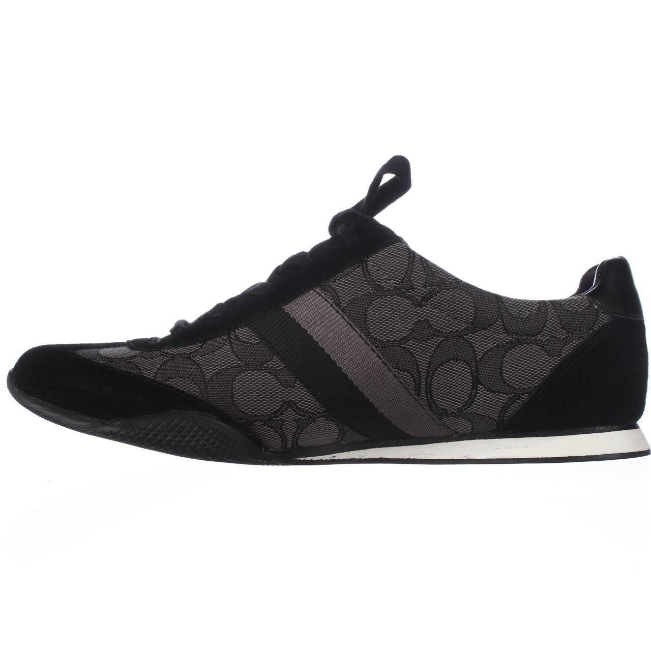 Lyst Coach Kelson Signature C Fashion Sneakers Black