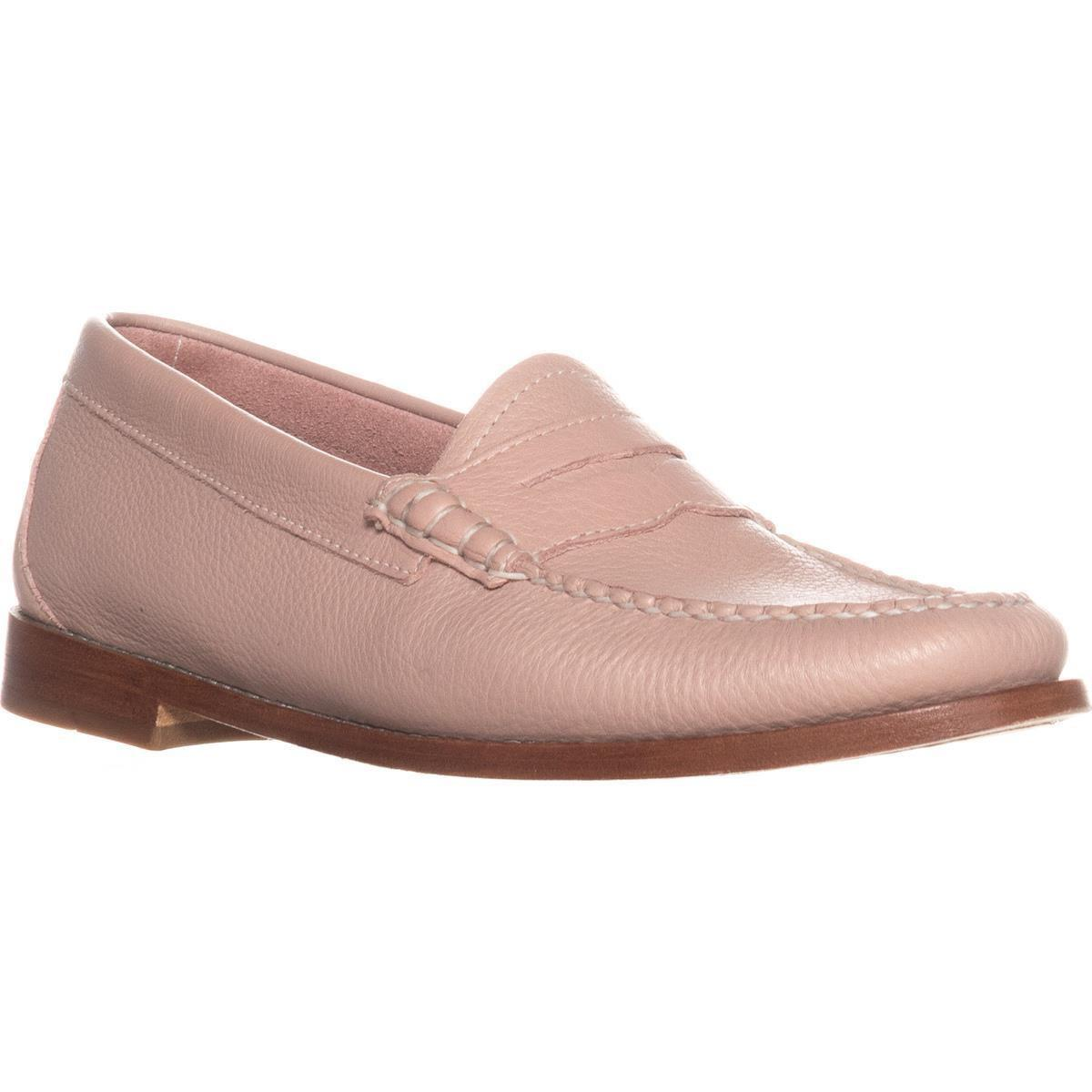 4e7ee60978e Lyst - G.H.BASS Weejuns Whitney Penny Loafers in Pink