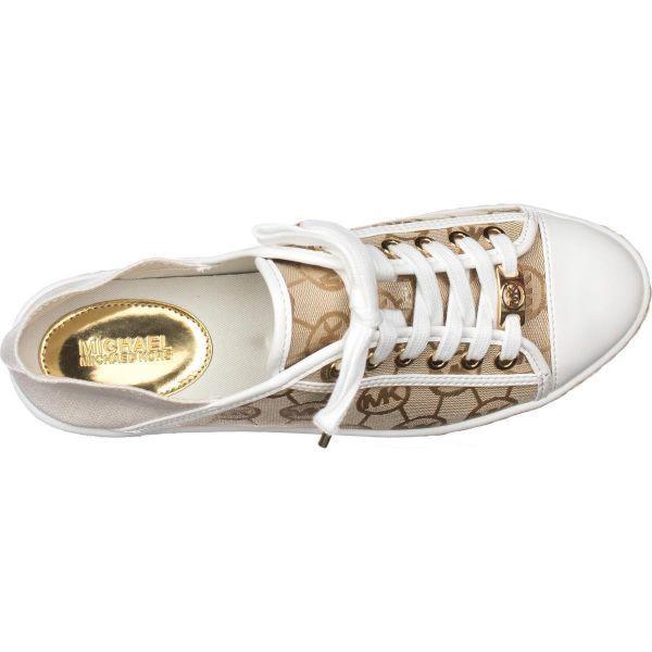 bbb1371fe6f Michael Kors - Natural Michael Kristy Slide Heel Cap Espadrille Sneakers -  Lyst. View fullscreen